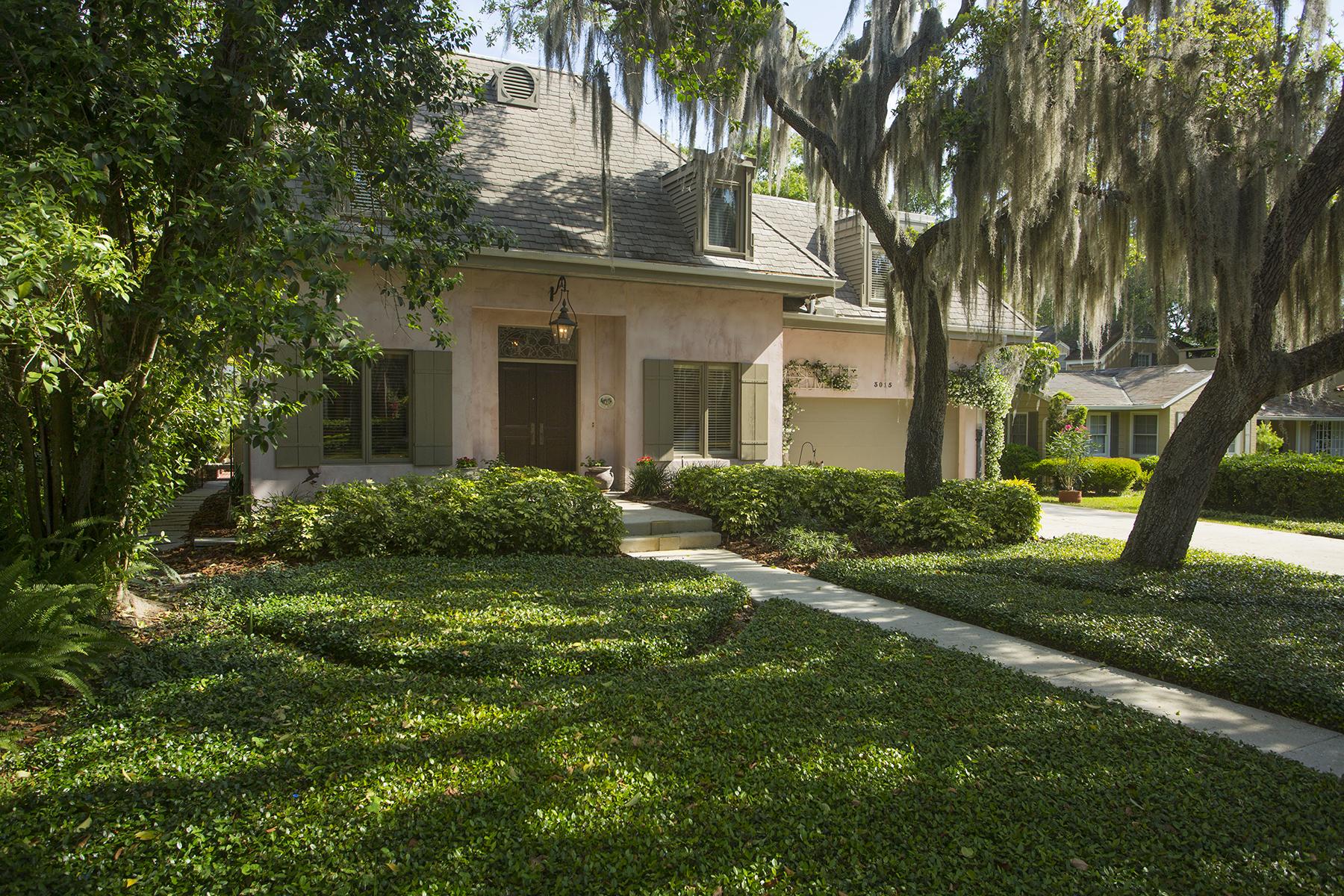 Tek Ailelik Ev için Satış at SOUTH TAMPA 3015 W Villa Rosa Tampa, Florida 33611 Amerika Birleşik Devletleri