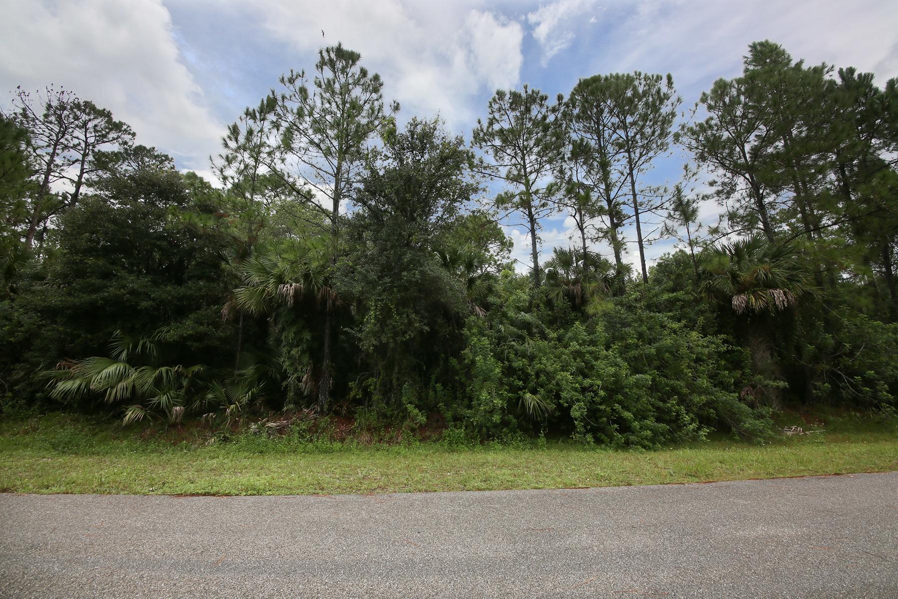 Terrain pour l Vente à GOLDEN GATE ESTATES 11th St NW Naples, Florida 34120 États-Unis
