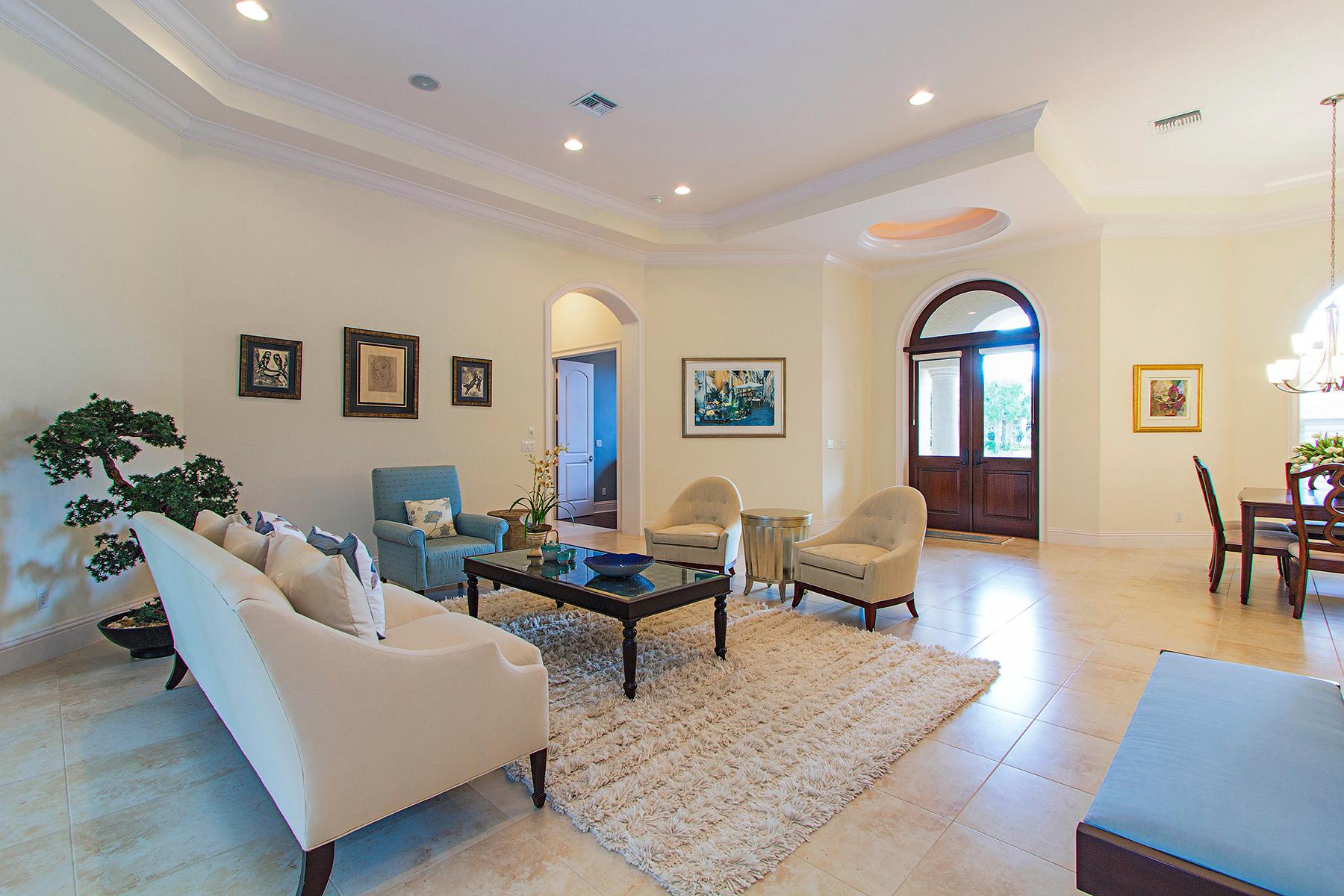 단독 가정 주택 용 매매 에 2935 Florentine Ct, Naples, FL 34119 2935 Florentine Ct Naples, 플로리다 34119 미국