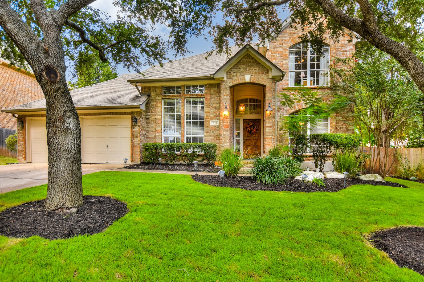 Single Family Home for Sale at An Oasis in Scofield Farms 12626 Pony Ln Austin, Texas 78727 United States