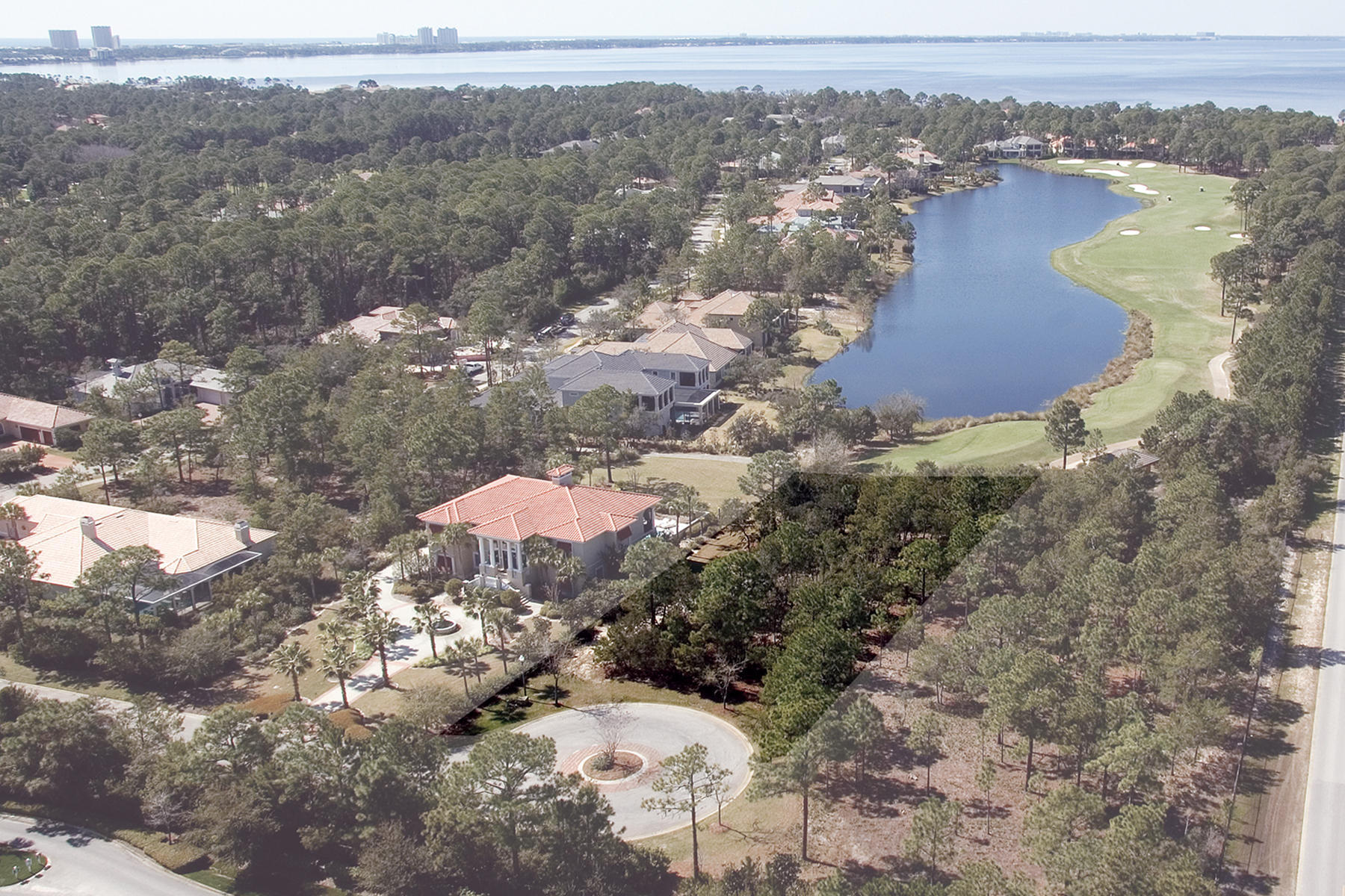Property For Sale at LARGE GOLF COURSE LOT ON A CUL-DE-SAC