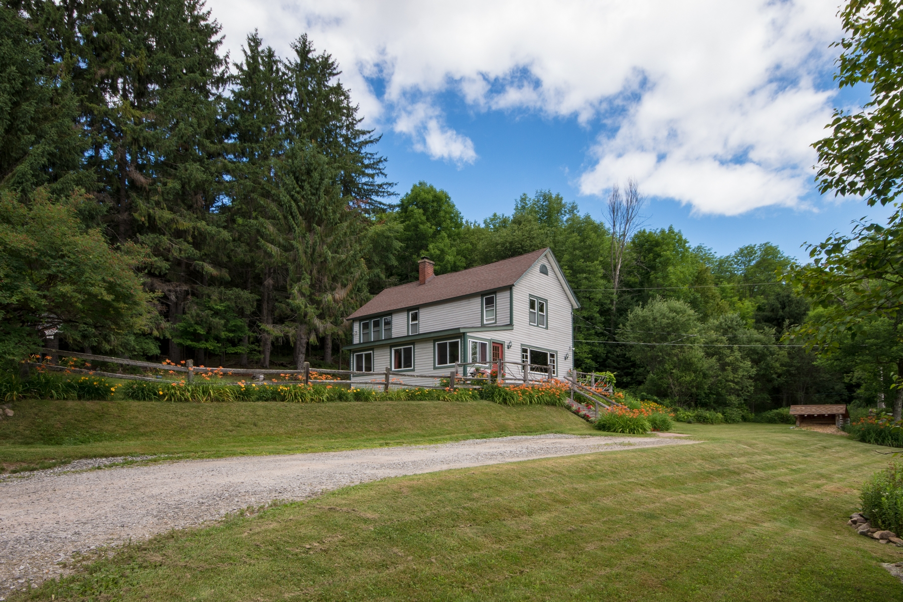 Single Family Home for Sale at Historic Mountain View Home 635 County Route 47 Saranac Lake, New York 12983 United States