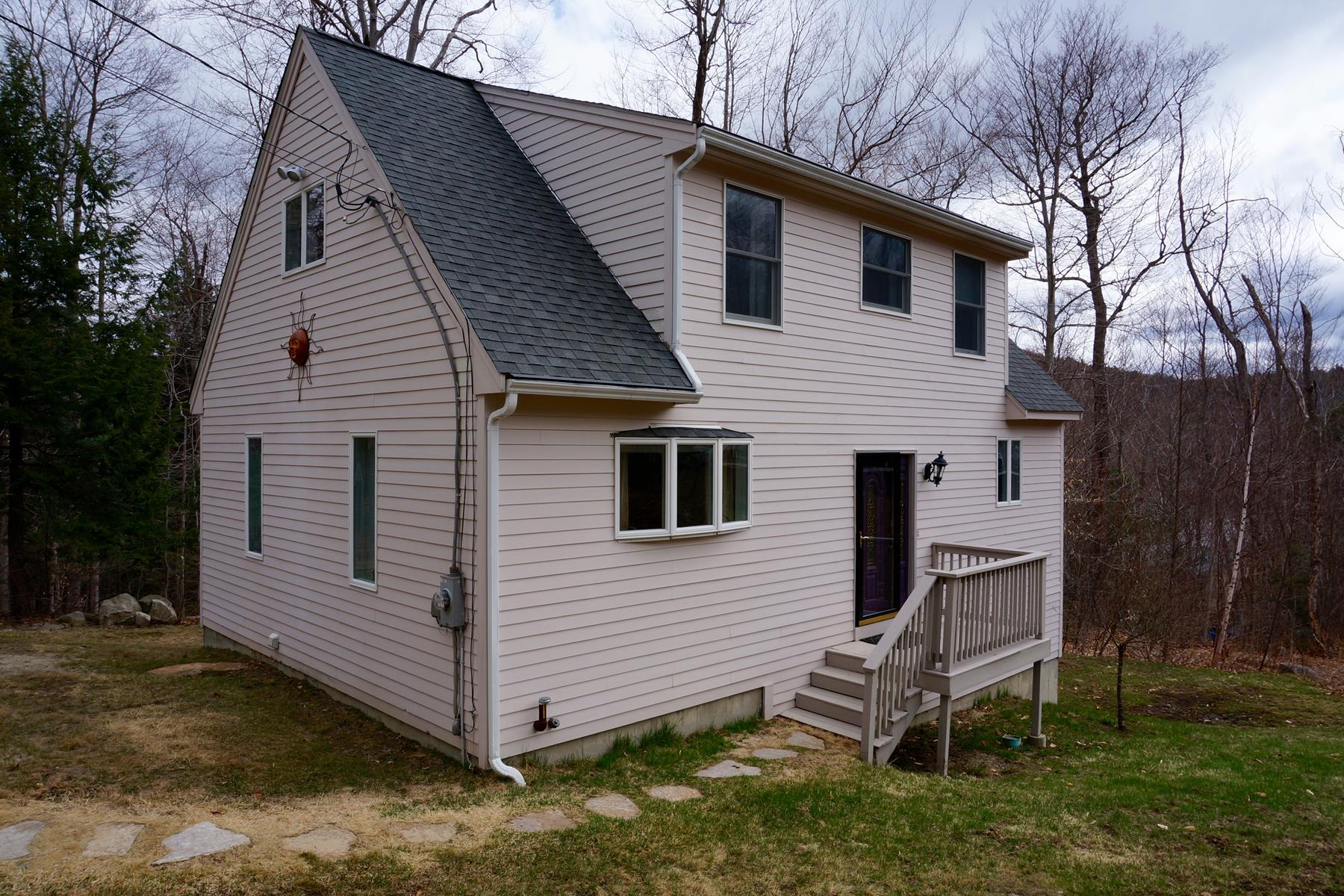 Single Family Home for Sale at 26 Hilltop Dr, Newbury Newbury, New Hampshire 03255 United States