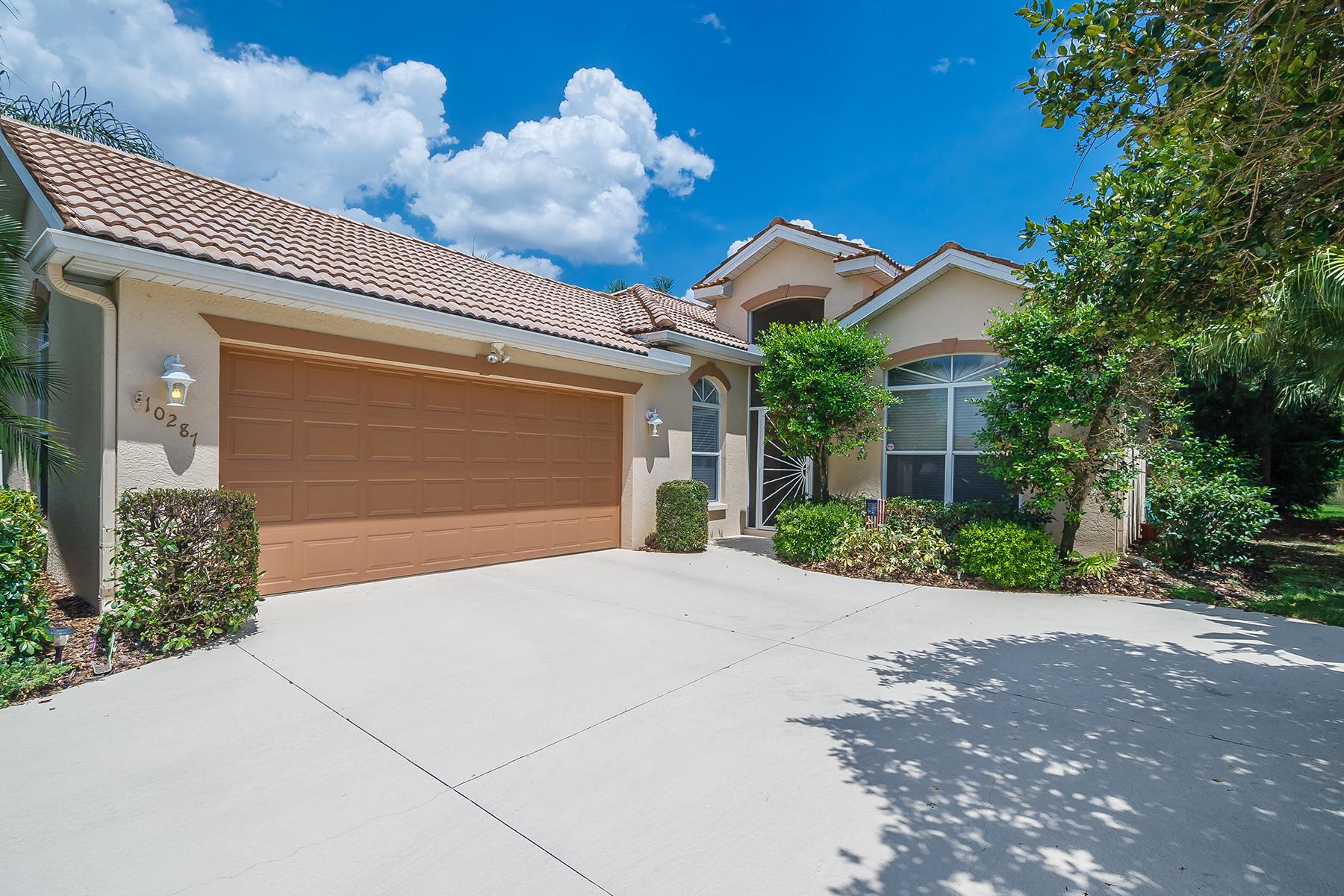 Maison unifamiliale pour l Vente à RIVER CLUB SOUTH 10287 Silverado Cir Lakewood Ranch, Florida, 34202 États-Unis