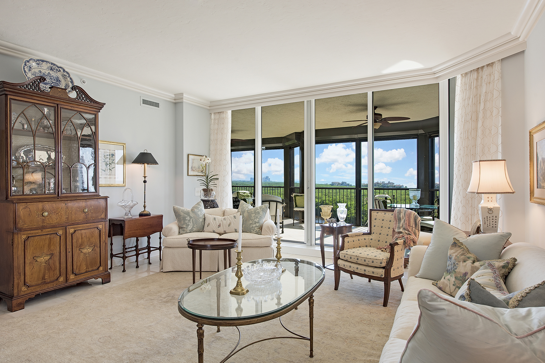Condominium for Sale at PELICAN BAY - TOSCANA AT BAY COLONY 8960 Bay Colony Dr 804 Naples, Florida 34108 United States