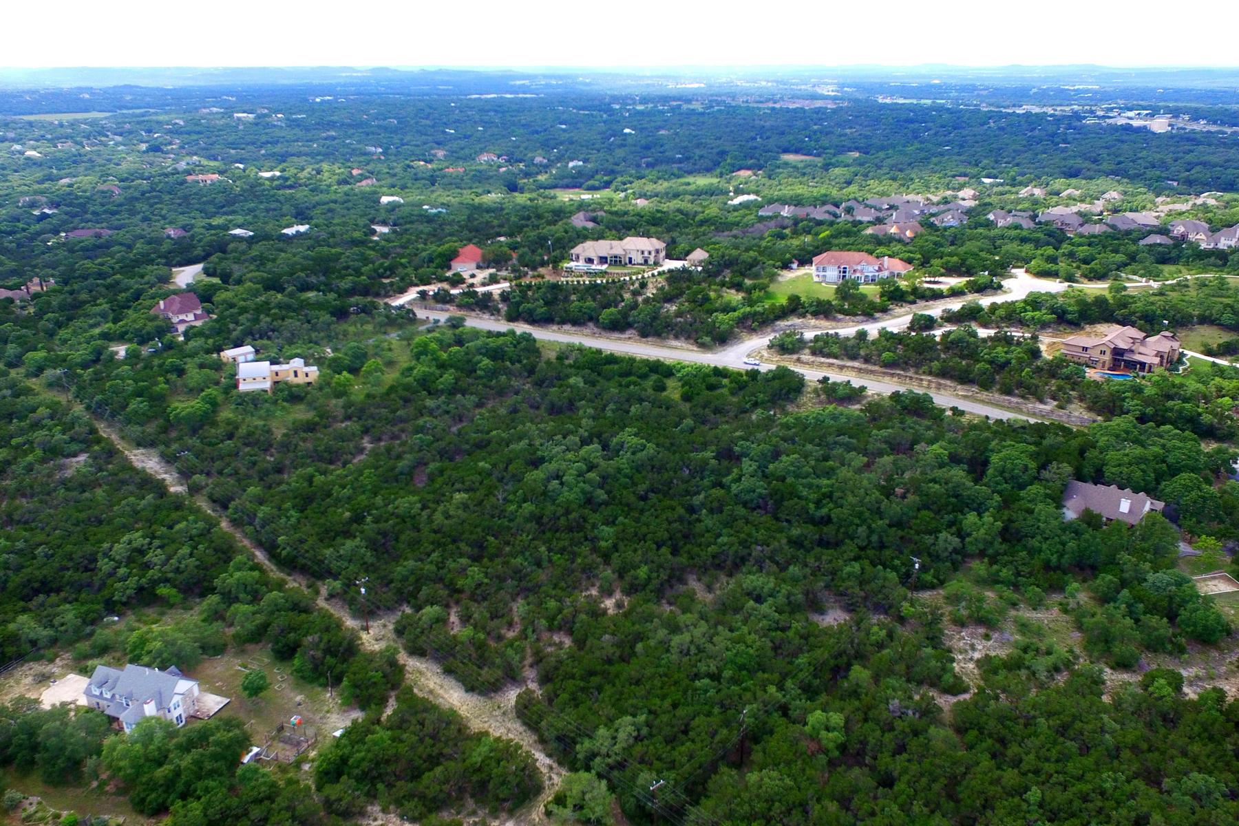 Terreno por un Venta en 3.44+- in Highlands Ranch 27174 Ranchland Vw Boerne, Texas 78015 Estados Unidos