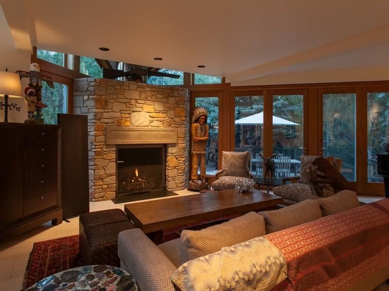 Additional photo for property listing at Contemporary Masterpiece 216 Broadway Boulevard Ketchum, Idaho 83340 Estados Unidos