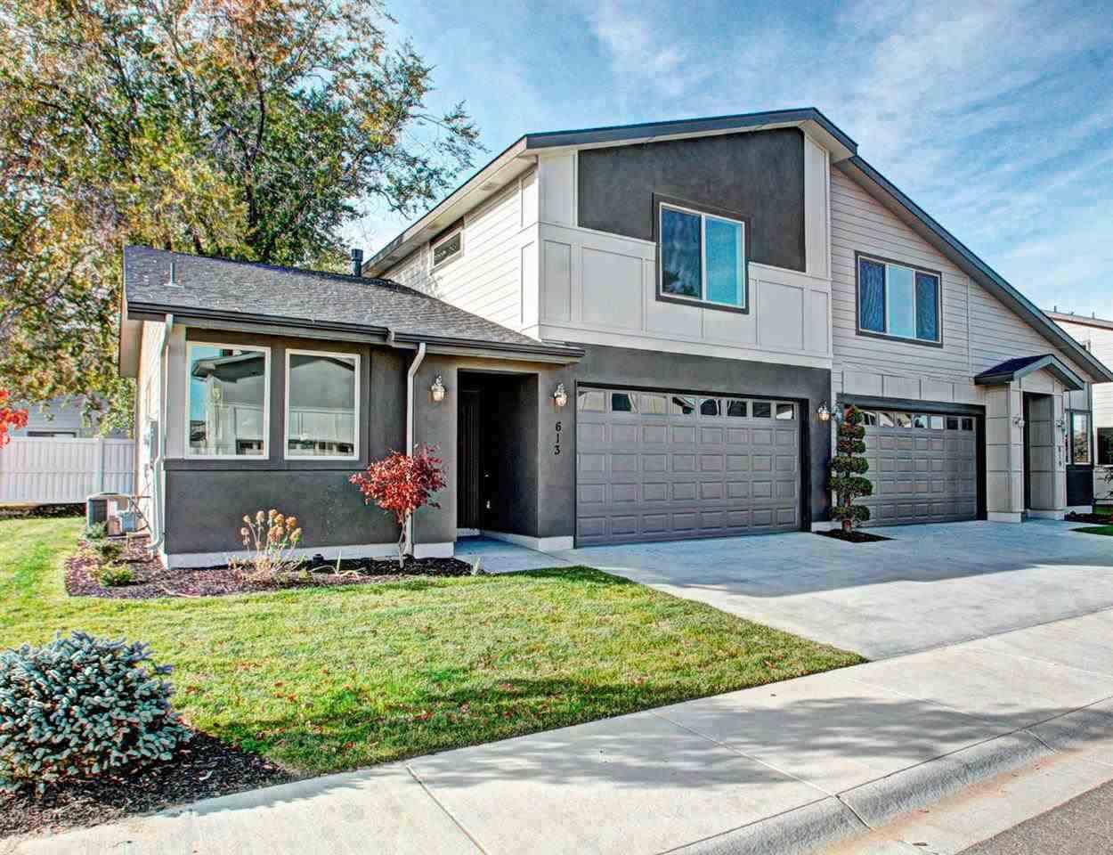 Townhouse for Sale at 548 Escalade, Nampa 548 N Escalade Pl Nampa, Idaho, 83651 United States