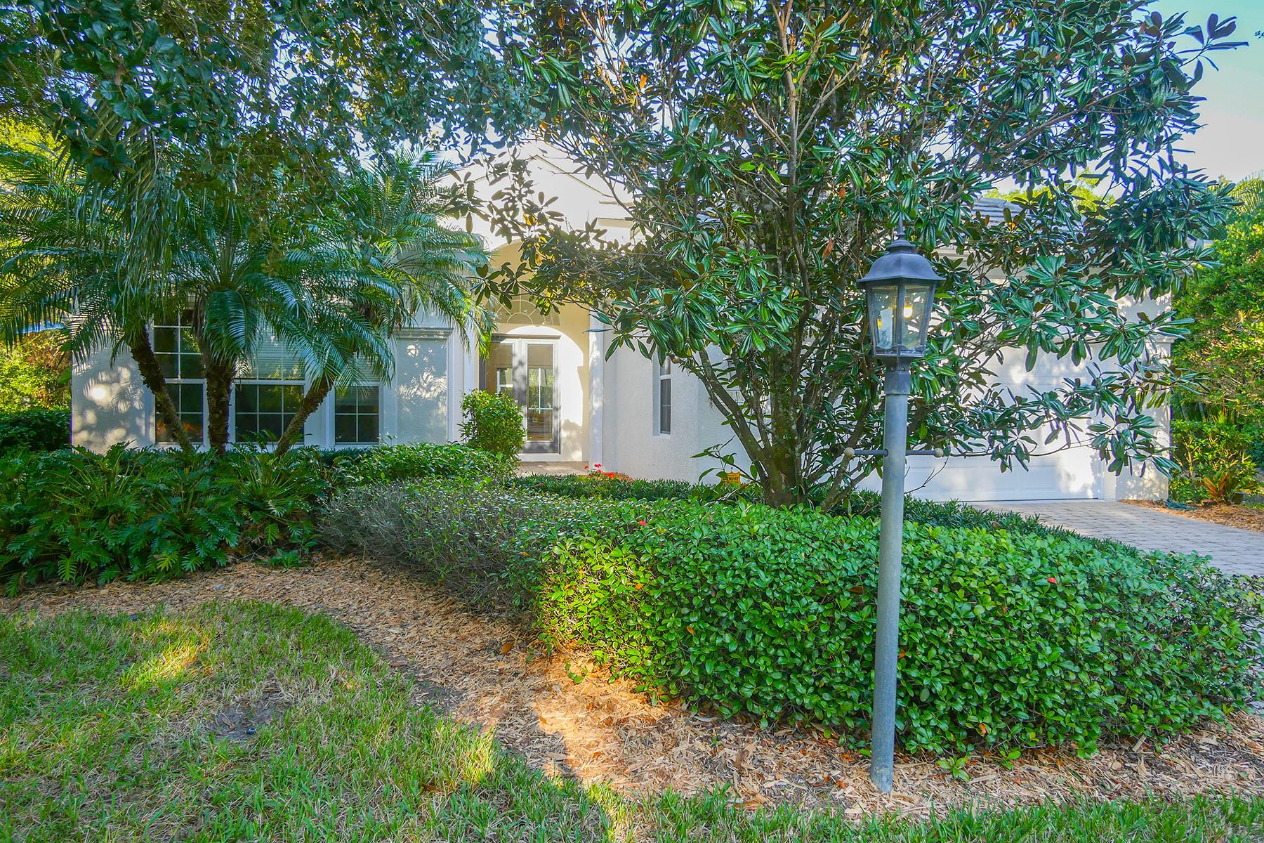 단독 가정 주택 용 매매 에 UNIVERSITY PARK COUNTRY CLUB 8138 Dukes Wood Ct University Park, 플로리다, 34201 미국