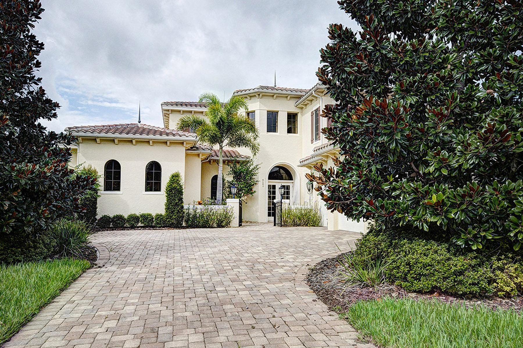 Moradia para Venda às Orlando, Florida 8682 Farthington Way Orlando, Florida 32827 Estados Unidos