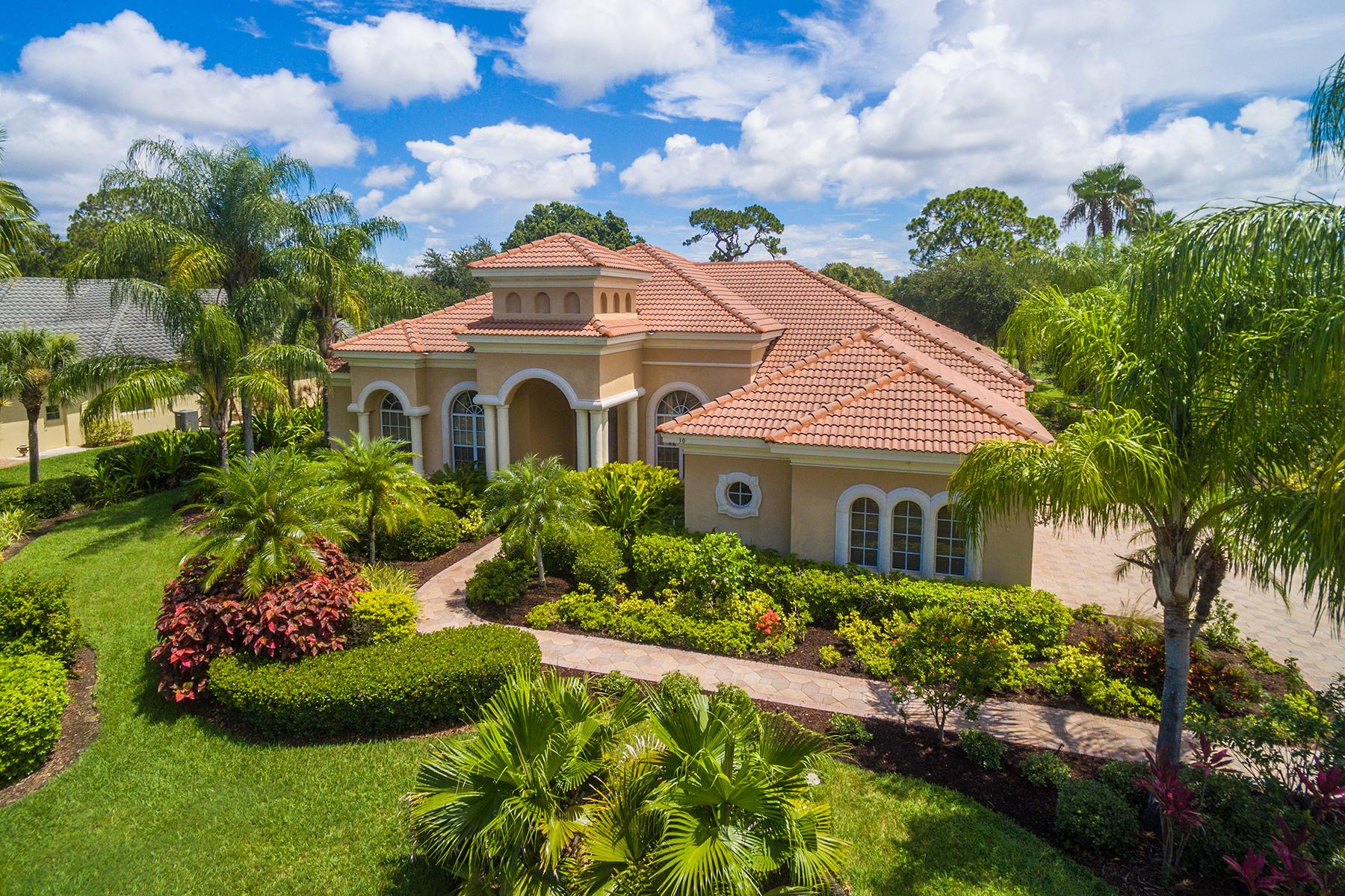 Nhà ở một gia đình vì Bán tại BOCA ROYALE 30 Boca Royale Blvd Englewood, Florida, 34223 Hoa Kỳ