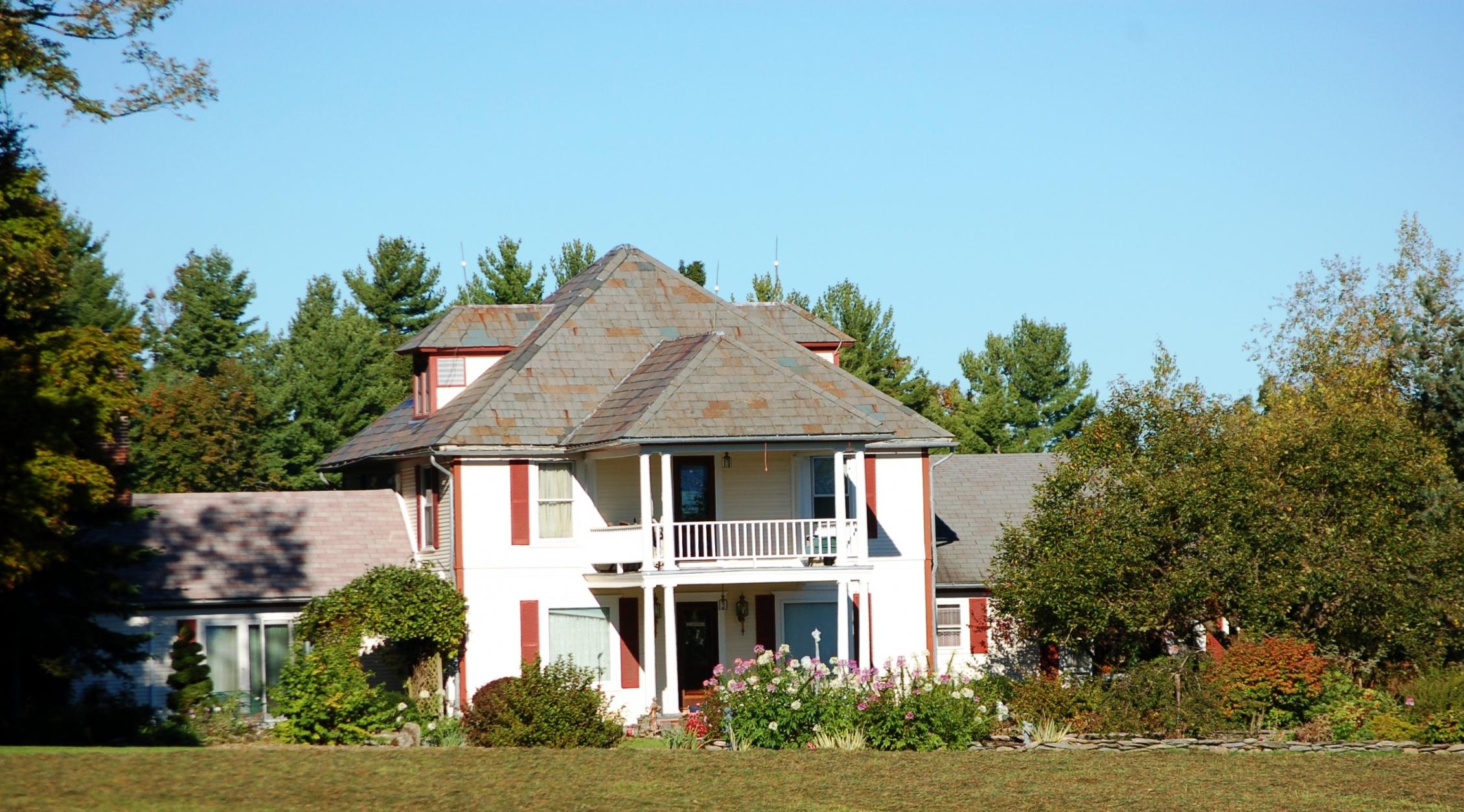 Maison unifamiliale pour l Vente à Mountain View Estate 1215 Sawyer-needham Rd Sudbury, Vermont 05778 États-Unis