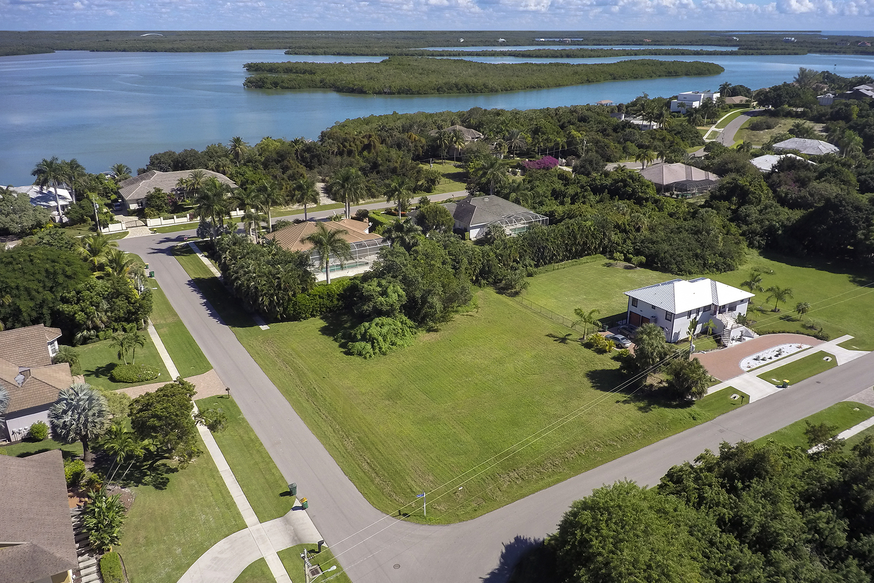 Land for Sale at MARCO ISLAND - SCOTT DRIVE 801 Scott Dr Marco Island, Florida, 34145 United States