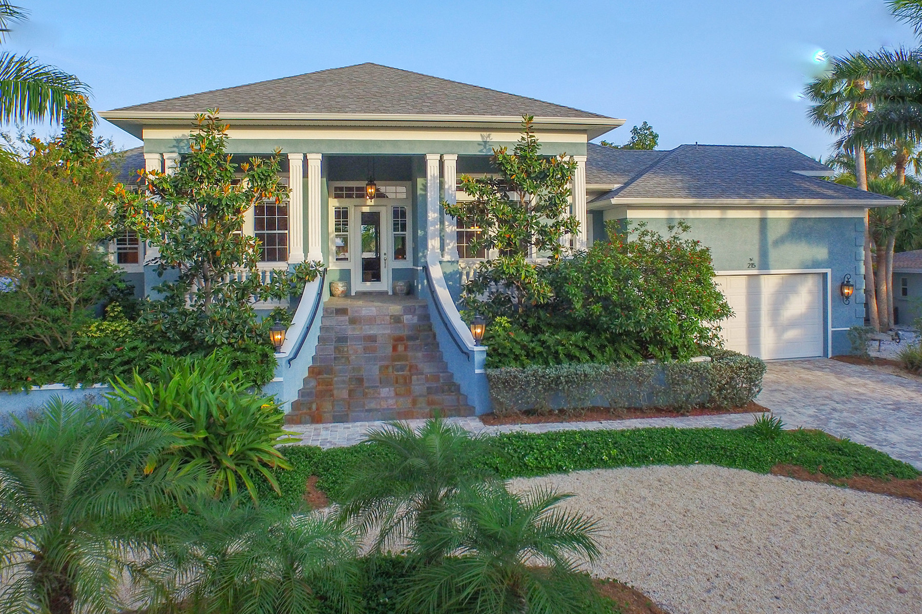 Single Family Home for Sale at ANNA MARIA 215 Chilson Ave Anna Maria, Florida 34216 United States