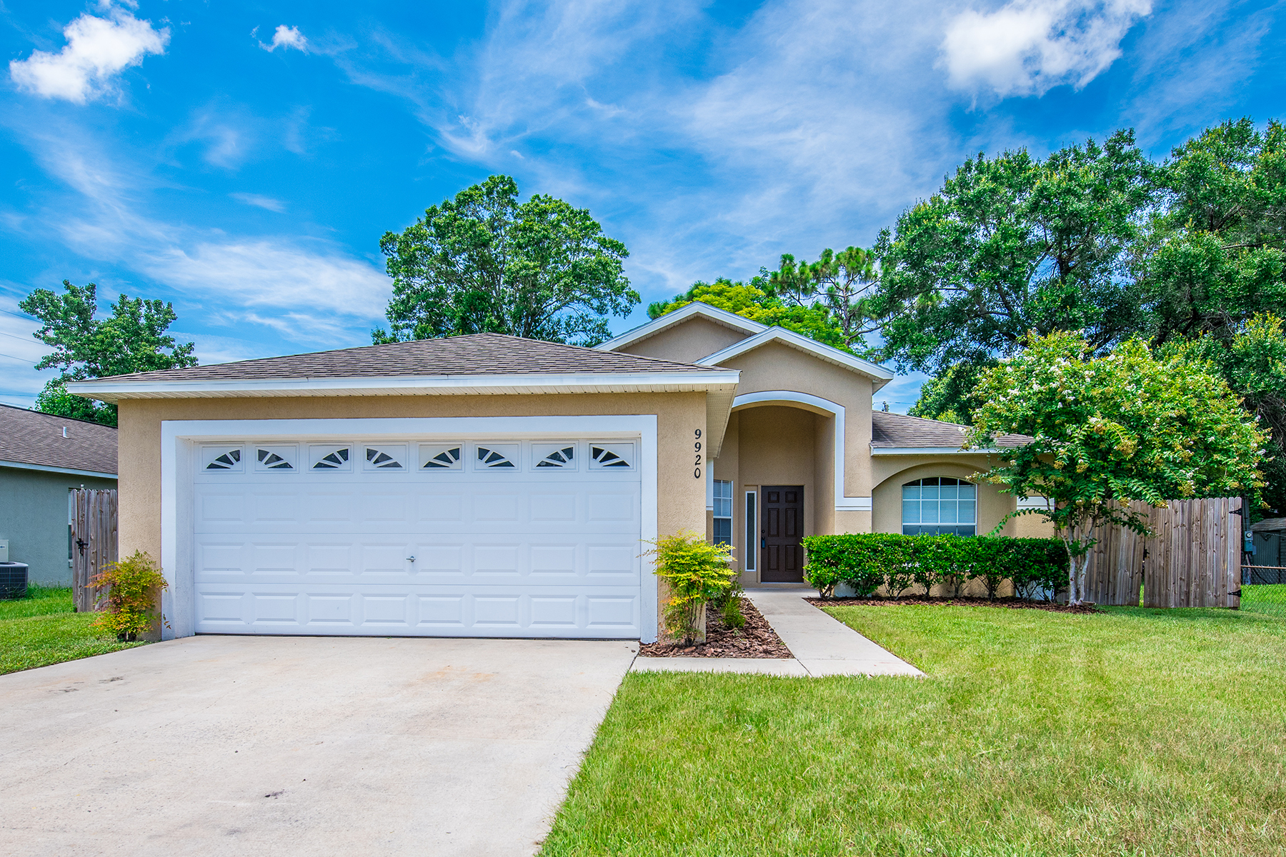 Single Family Home for Sale at ORLANDO 9920 4th Ave Orlando, Florida, 32824 United States