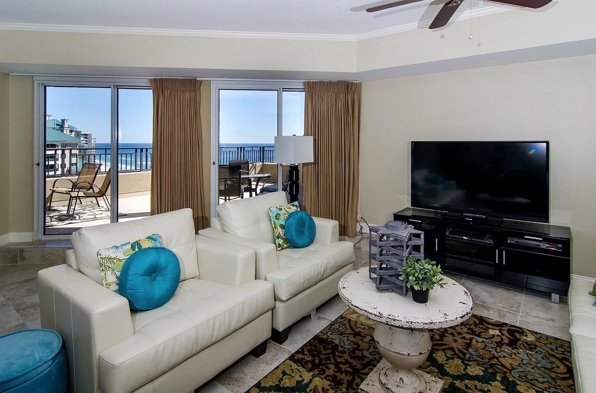 Copropriété pour l Vente à GULF FRONT CONDO IN SANDESTIN 4827 Westwind Dr 4827 Miramar Beach, Florida, 32550 États-Unis