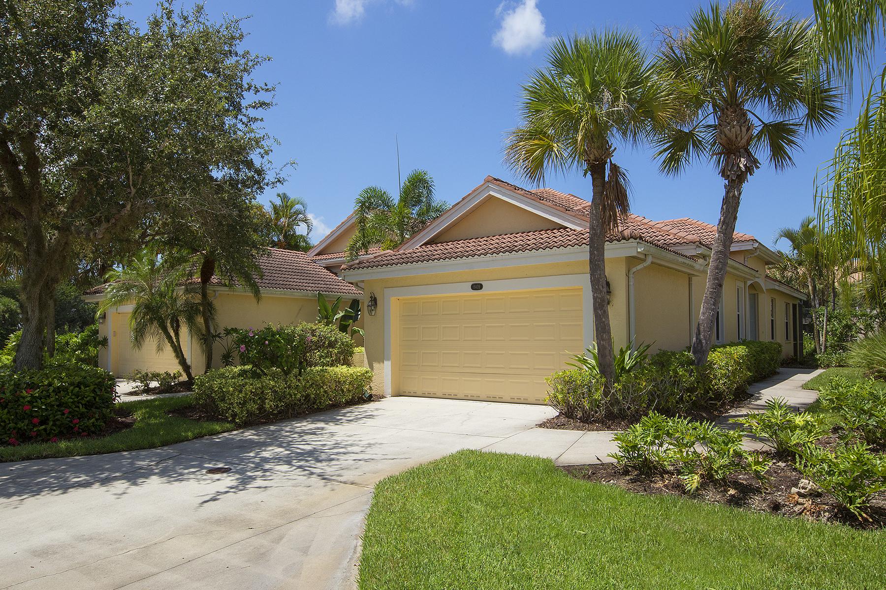 Casa Unifamiliar por un Venta en FIDDLER'S CREEK - BENT CREEK VILLAGE 8409 Bent Creek Way Naples, Florida, 34114 Estados Unidos