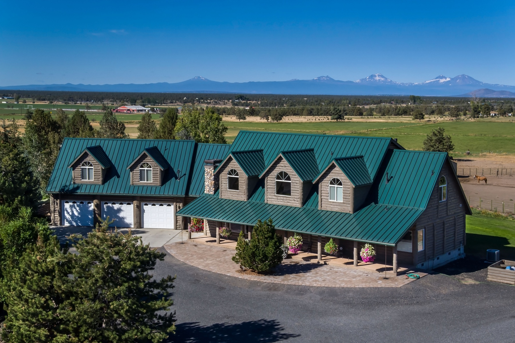 Single Family Home for Sale at Stoneybrook Ranch Powell Butte, OR 12865 SW Cornett Loop Powell Butte, Oregon, 97753 United States