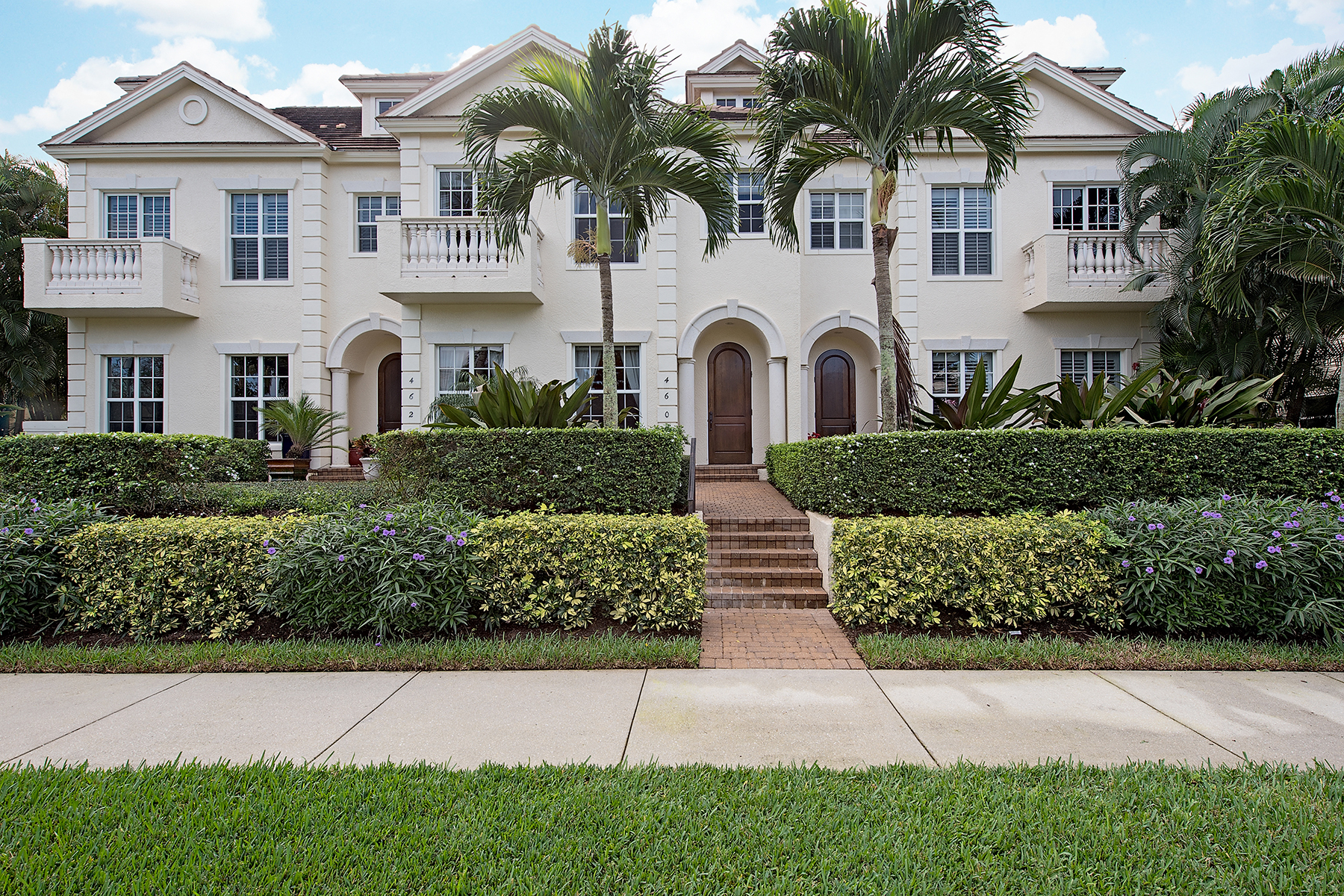 Single Family Home for Sale at OLDE NAPLES - CASA BELLA 460 11th Ave S 2 Naples, Florida, 34102 United States