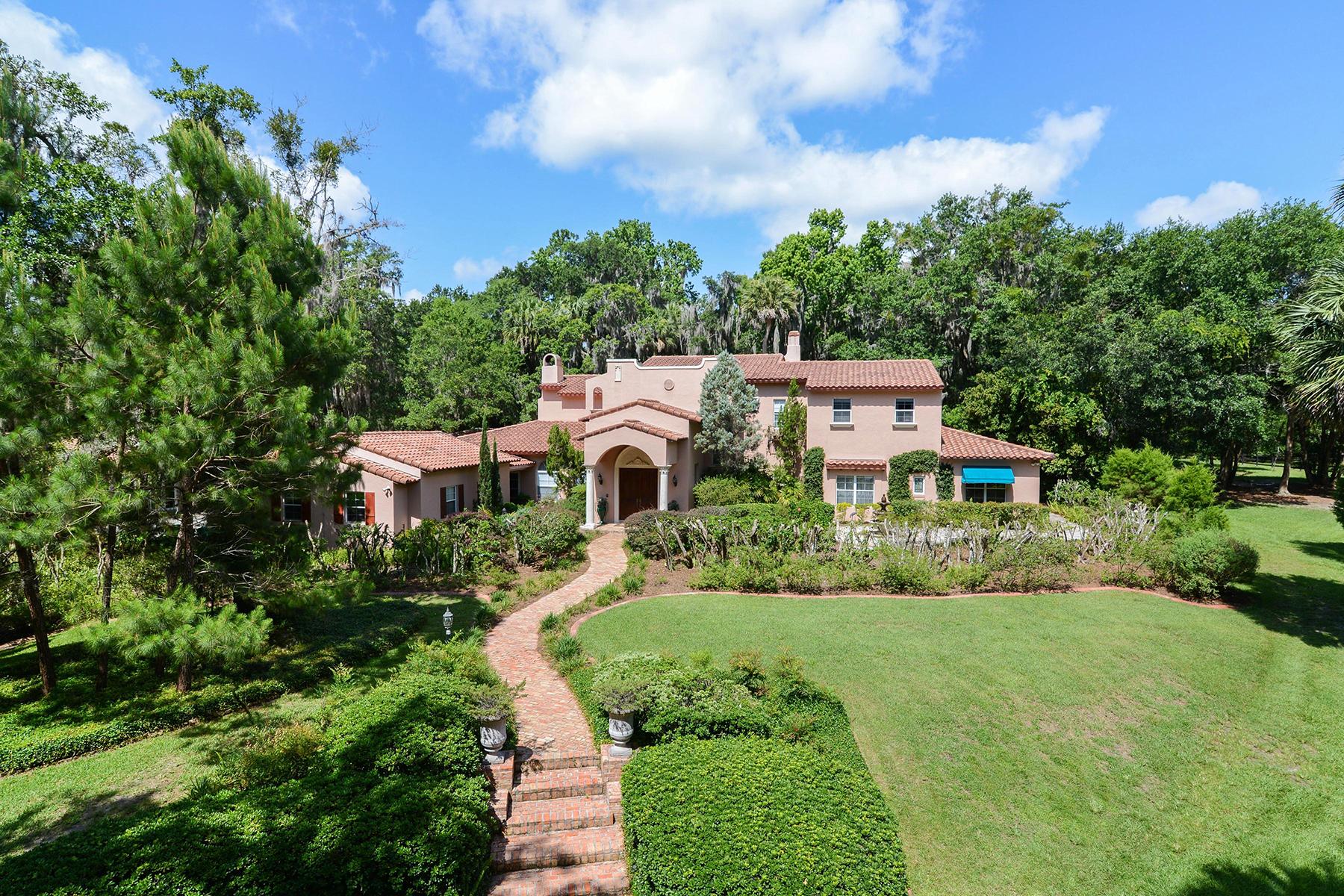 단독 가정 주택 용 매매 에 OCALA - FLORDIA 4200 7th Avenue Rd Ocala, 플로리다, 34471 미국