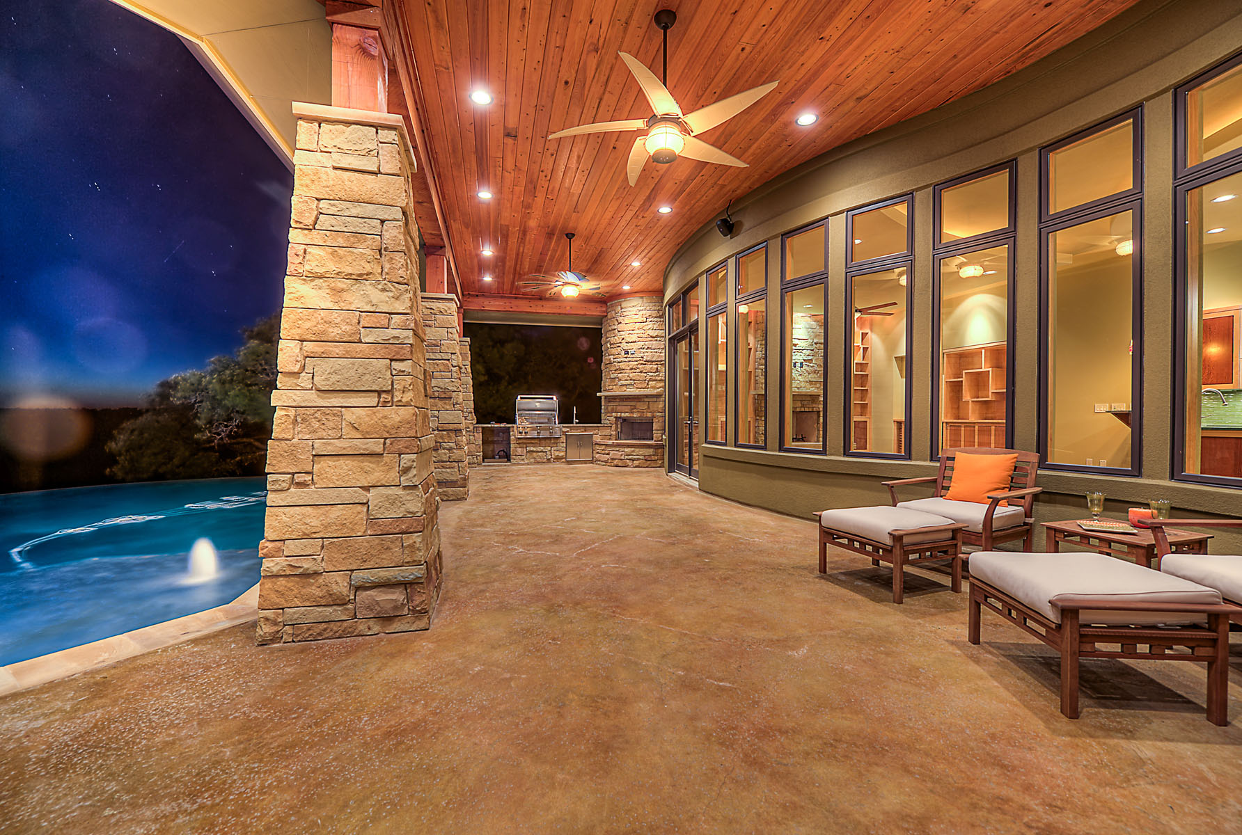 Additional photo for property listing at Amazing Architecture and Inspired Design 17736 Flagler Dr Austin, Texas 78738 United States