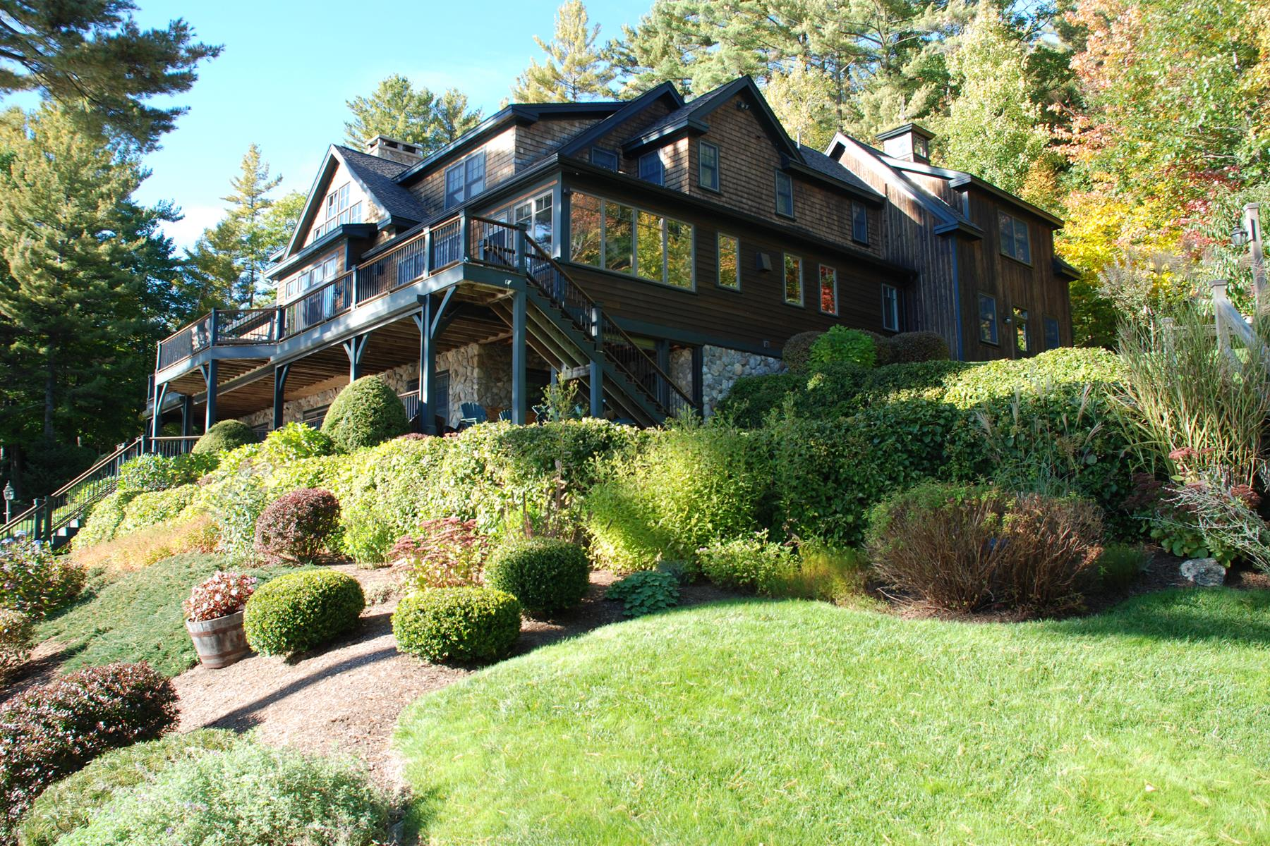 Single Family Home for Sale at 36 Garnet Hill Road, Sunapee 36 Garnet Hill Rd Sunapee, New Hampshire 03782 United States