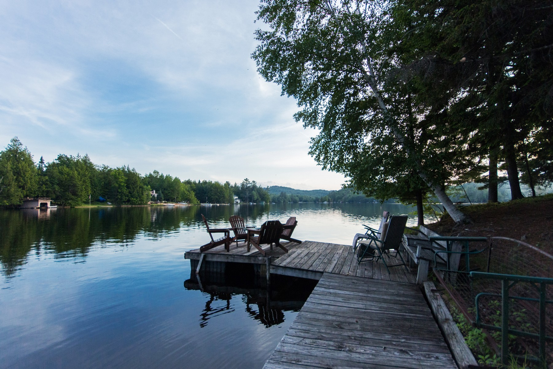 Additional photo for property listing at Private Adirondack Island 175  Sixth Lake Rd. Inlet, 纽约州 13360 美国