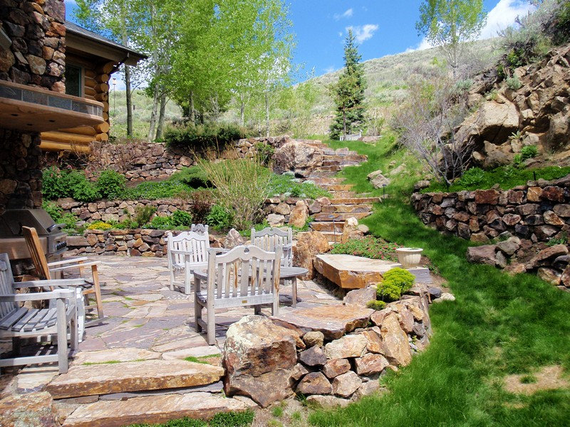 Additional photo for property listing at Mountain Elegance in Independence Creek 213 Independence Creek Road Sun Valley, Idaho 83353 United States