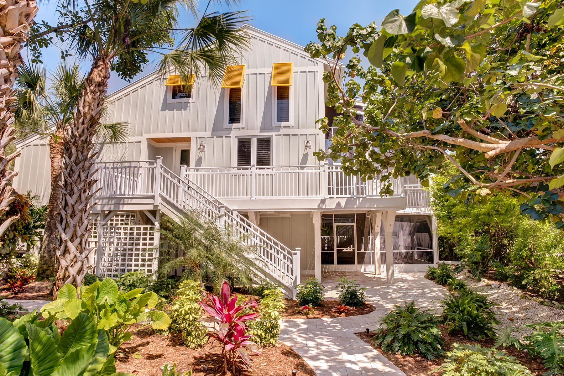 Single Family Home for Sale at Captiva 11411 Old Lodge Ln, Captiva, Florida 33924 United States