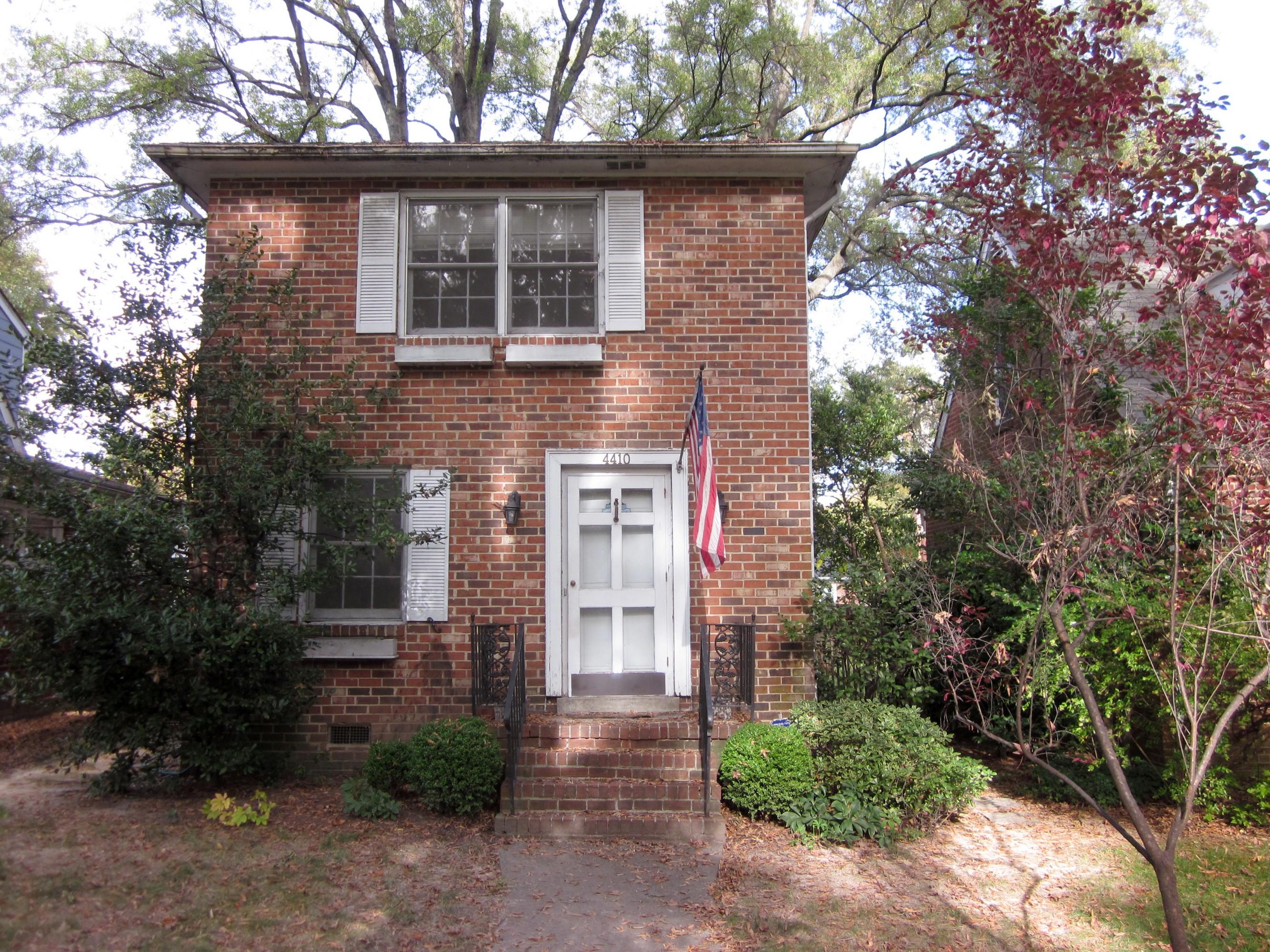 단독 가정 주택 용 매매 에 4410 Leonard, Richmond 4410 Leonard Pkwy Richmond, 버지니아, 23221 미국
