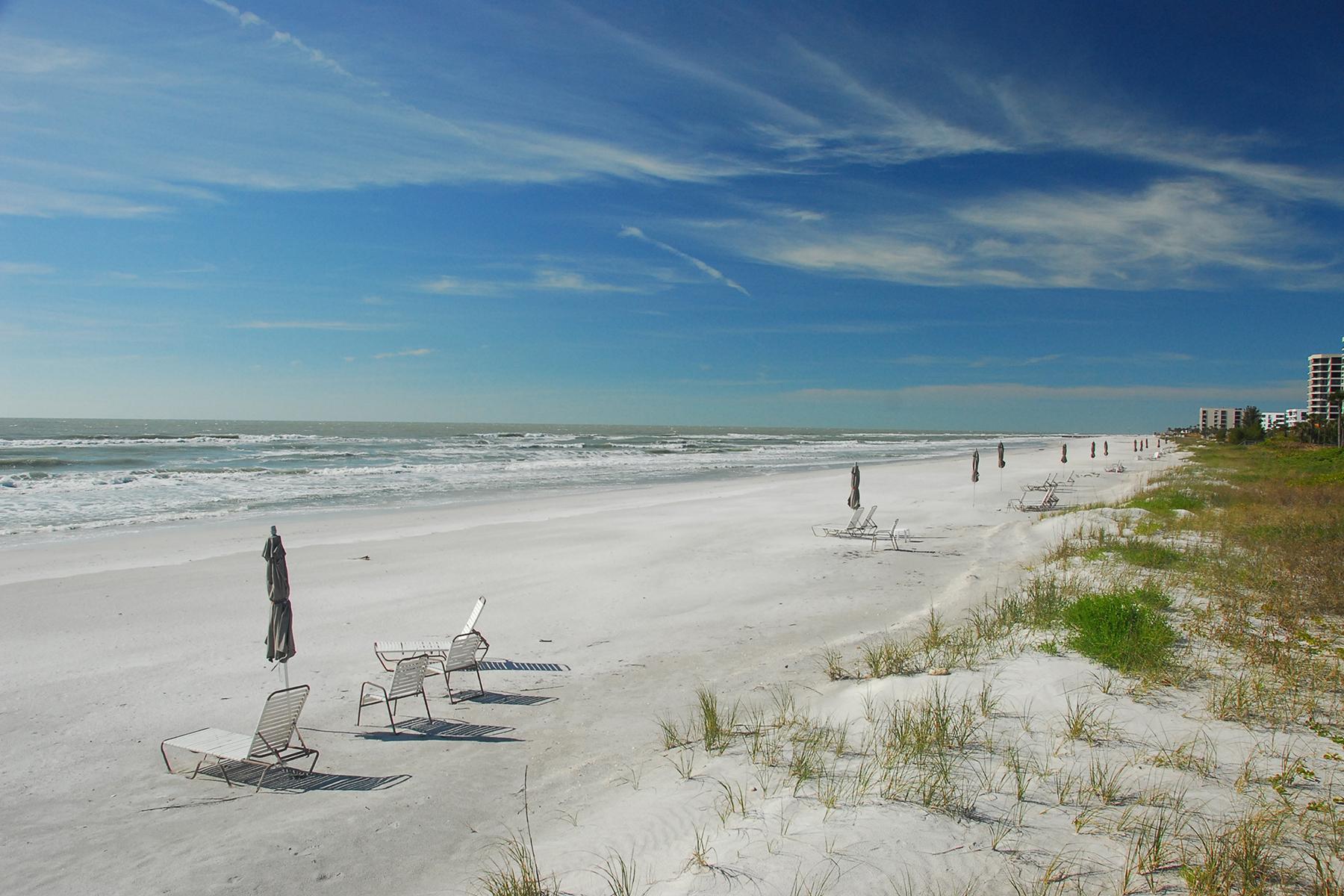 Appartement en copropriété pour l Vente à BEACHPLACE 1075 Gulf Of Mexico Dr 204 Longboat Key, Florida 34228 États-Unis