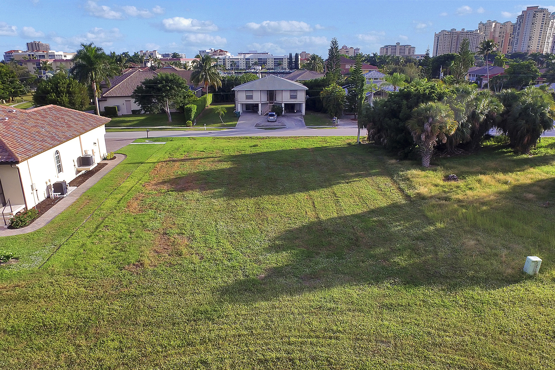 Land for Sale at MARCO ISLAND - AMBER DRIVE 824 Amber Dr Marco Island, Florida 34145 United States