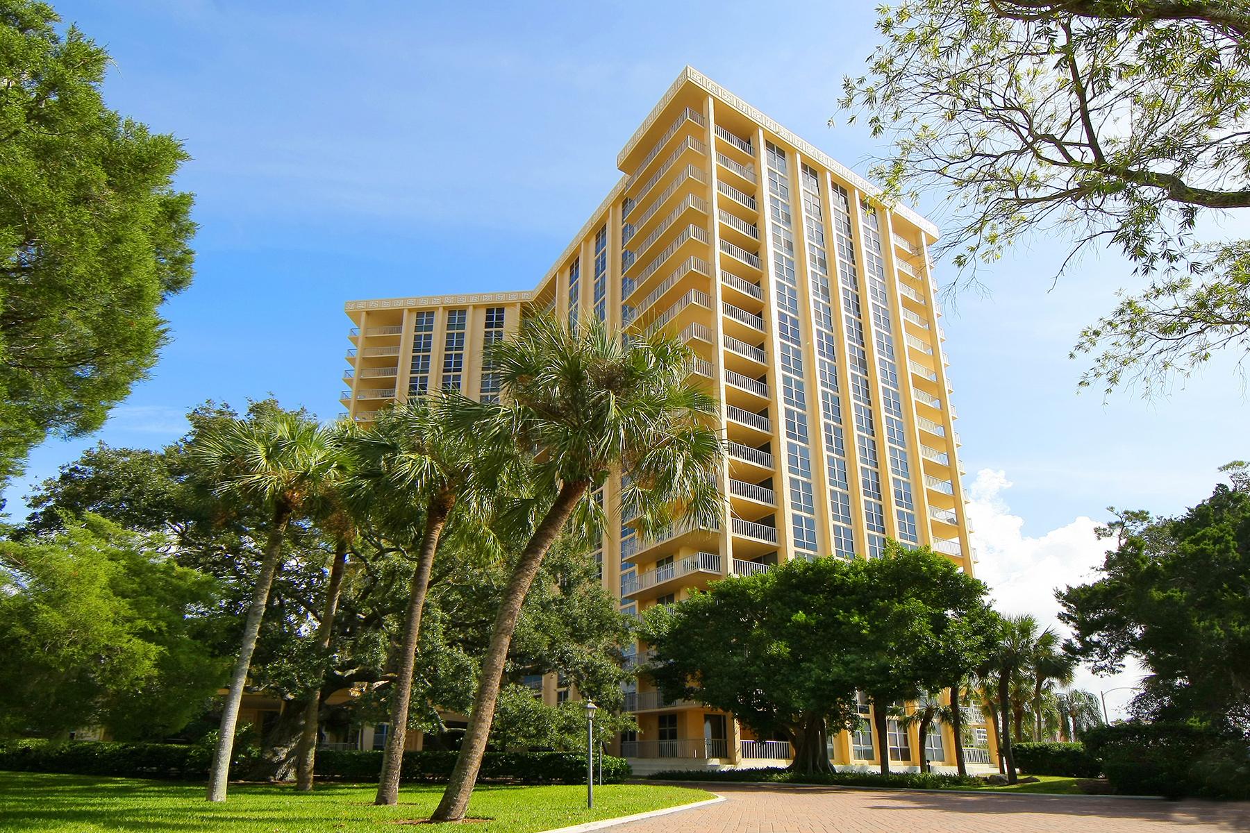 Nhà chung cư vì Bán tại ONE WATERGATE 1111 N Gulfstream Ave 13B Sarasota, Florida, 34236 Hoa Kỳ