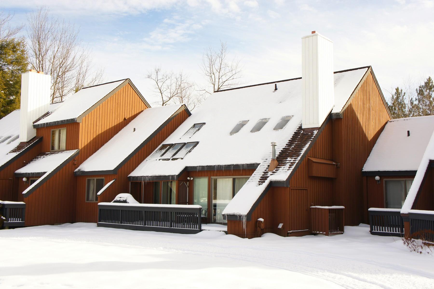Copropriété pour l Vente à 251 Luce Hill Rd, Stowe Stowe, Vermont 05672 États-Unis