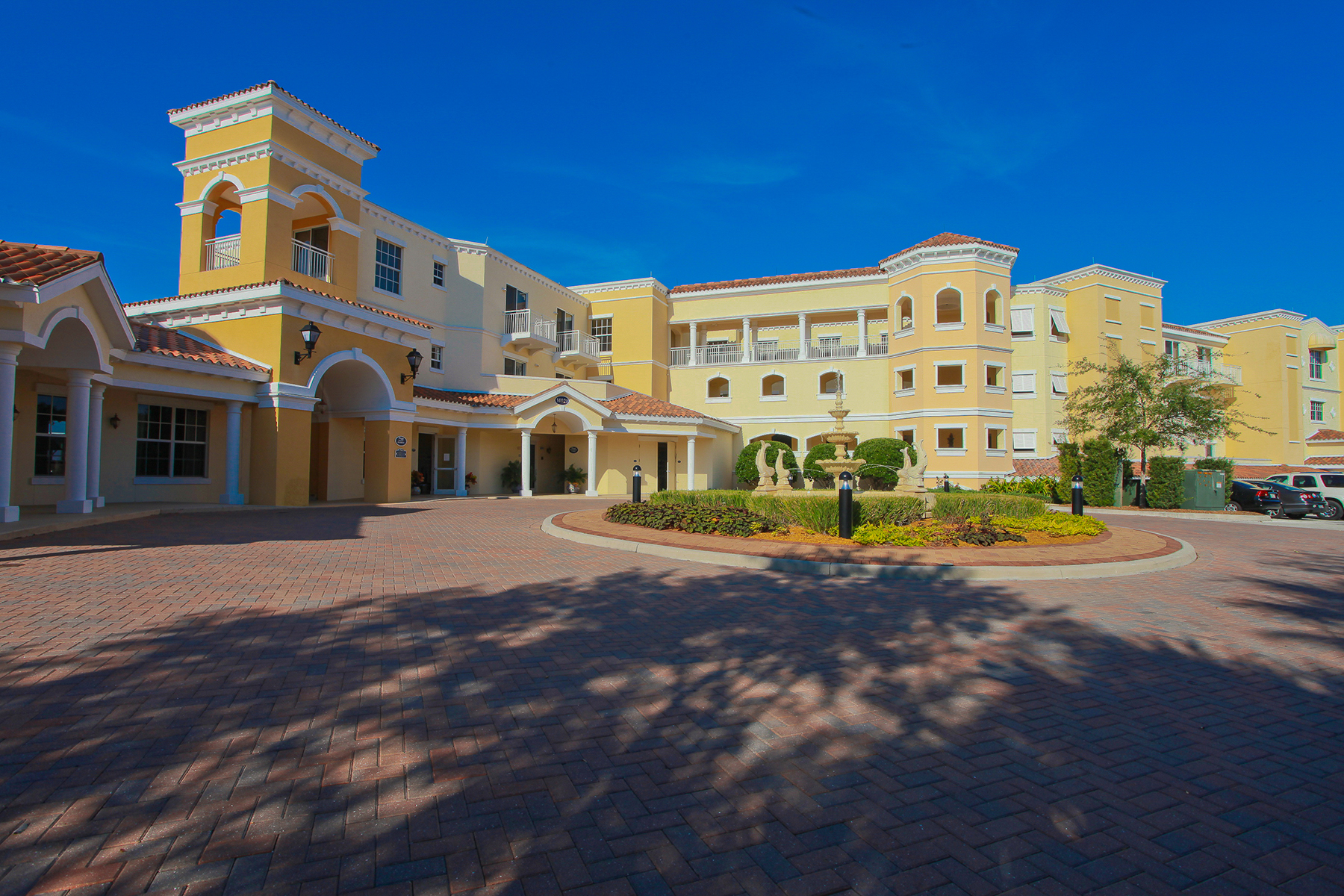 Condominium for Sale at VILLAS AT BELLAGIO HARBOR HOUSE 14021 Bellagio Way 401 Osprey, Florida, 34229 United States