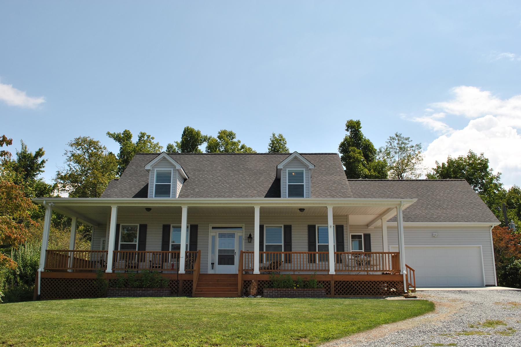 단독 가정 주택 용 매매 에 MOUNTAIN ESTATE 311 Crestridge Lane Ln Boone, 노스캐놀라이나 28607 미국