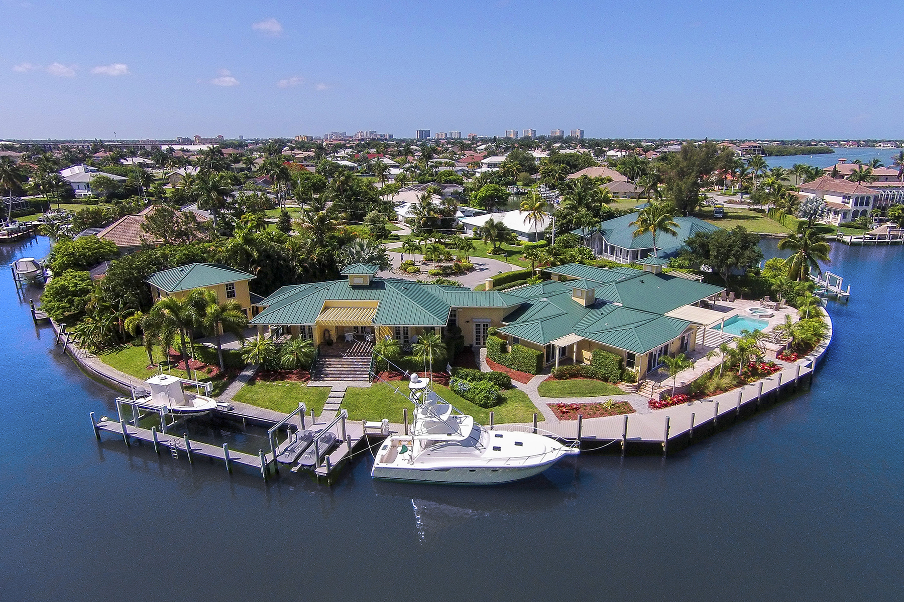 sales property at MARCO ISLAND - RUPPERT ROAD