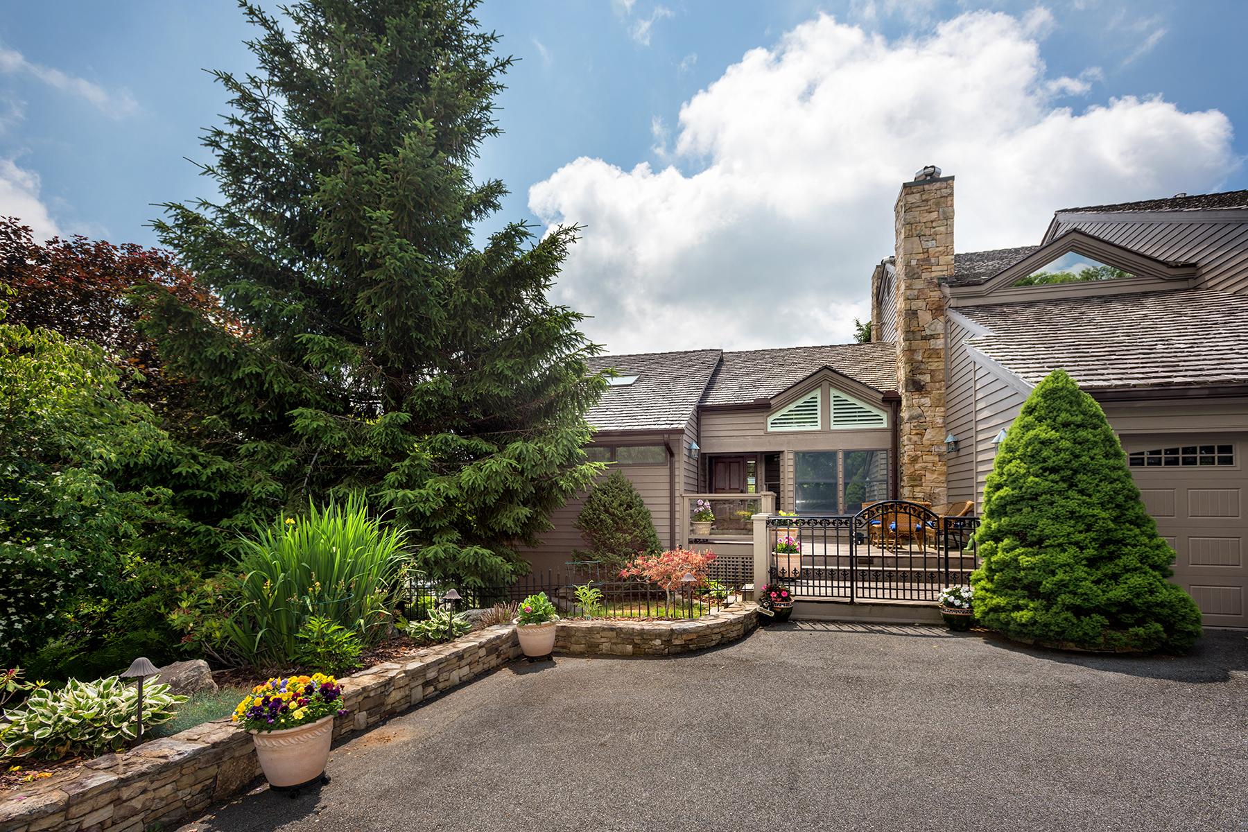 Condominio por un Venta en LINVILLE - LINVILLE RIDGE 801 Crest Lane Linville, Carolina Del Norte, 28646 Estados Unidos