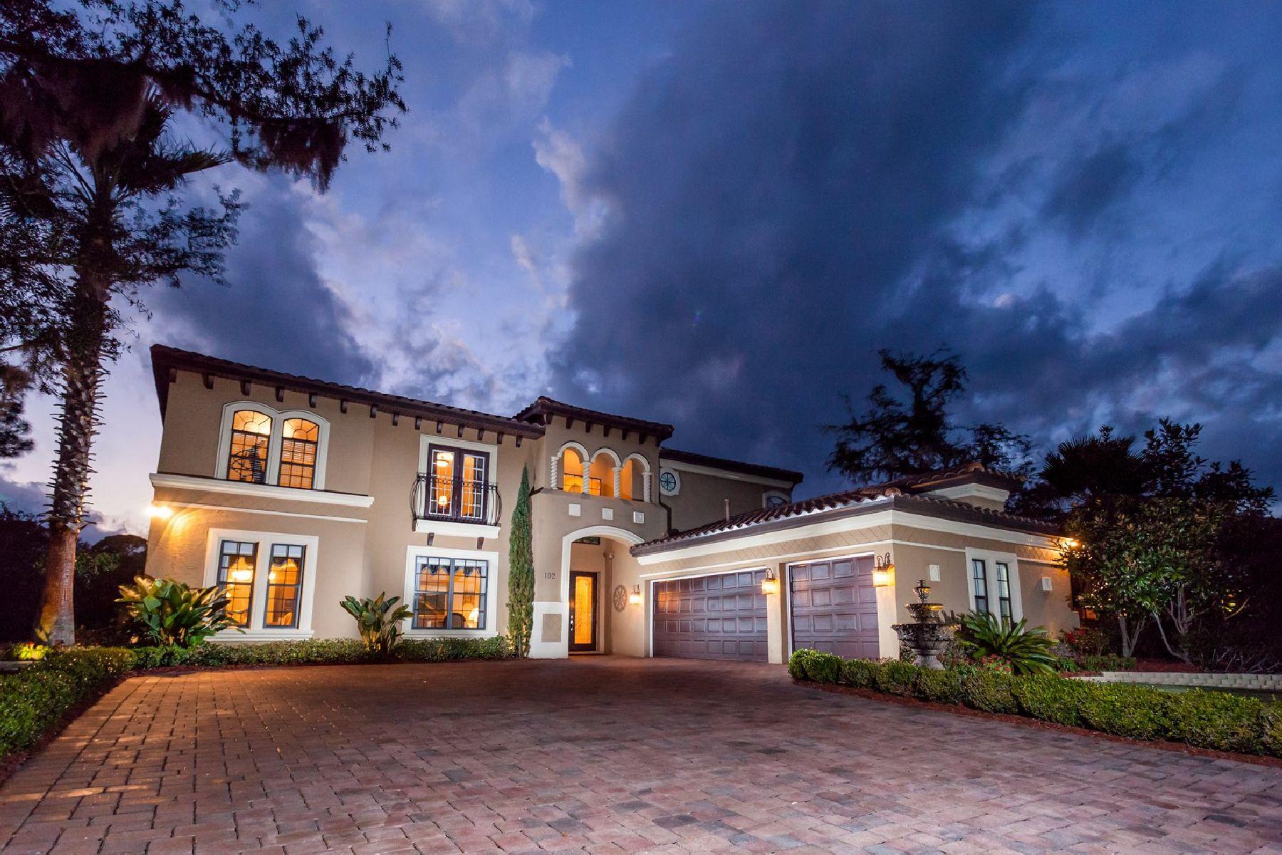 Vivienda unifamiliar por un Venta en ORLANDO - DEBARY 102 San Lucia Dr Debary, Florida 32713 Estados Unidos
