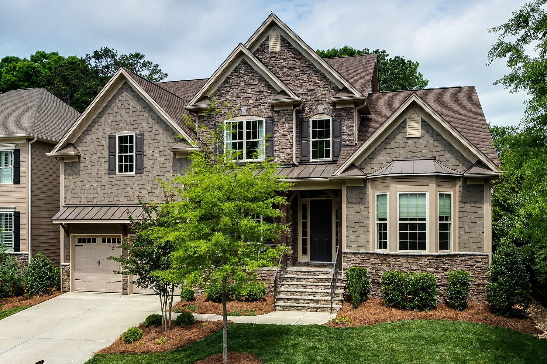 Single Family Home for Sale at BELLMORE HALL 7410 Edenbridge Ln Charlotte, North Carolina, 28226 United States