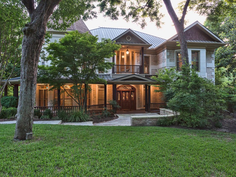 Moradia para Venda às Marvelous Waterfront Estate 2314 Island Wood Rd Austin, Texas 78733 Estados Unidos