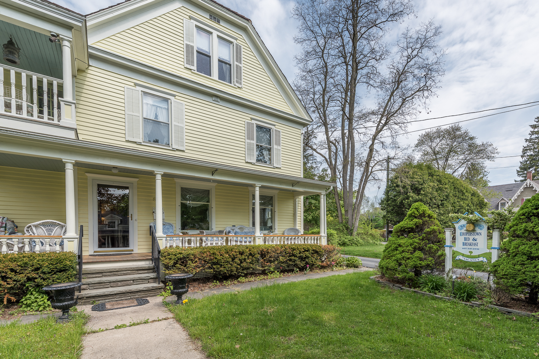 Additional photo for property listing at Victorian Gem in the Heart of Cooperstown 88  Chestnut St Cooperstown, New York 13326 United States