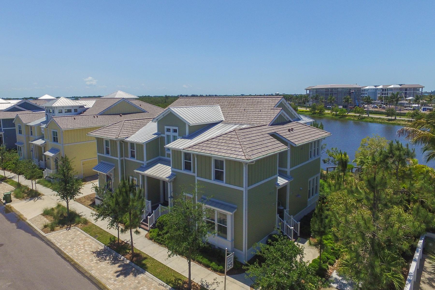 共管物業 為 出售 在 HARBOUR ISLES 336 Sapphire Lake Dr 101 Bradenton, 佛羅里達州, 34209 美國