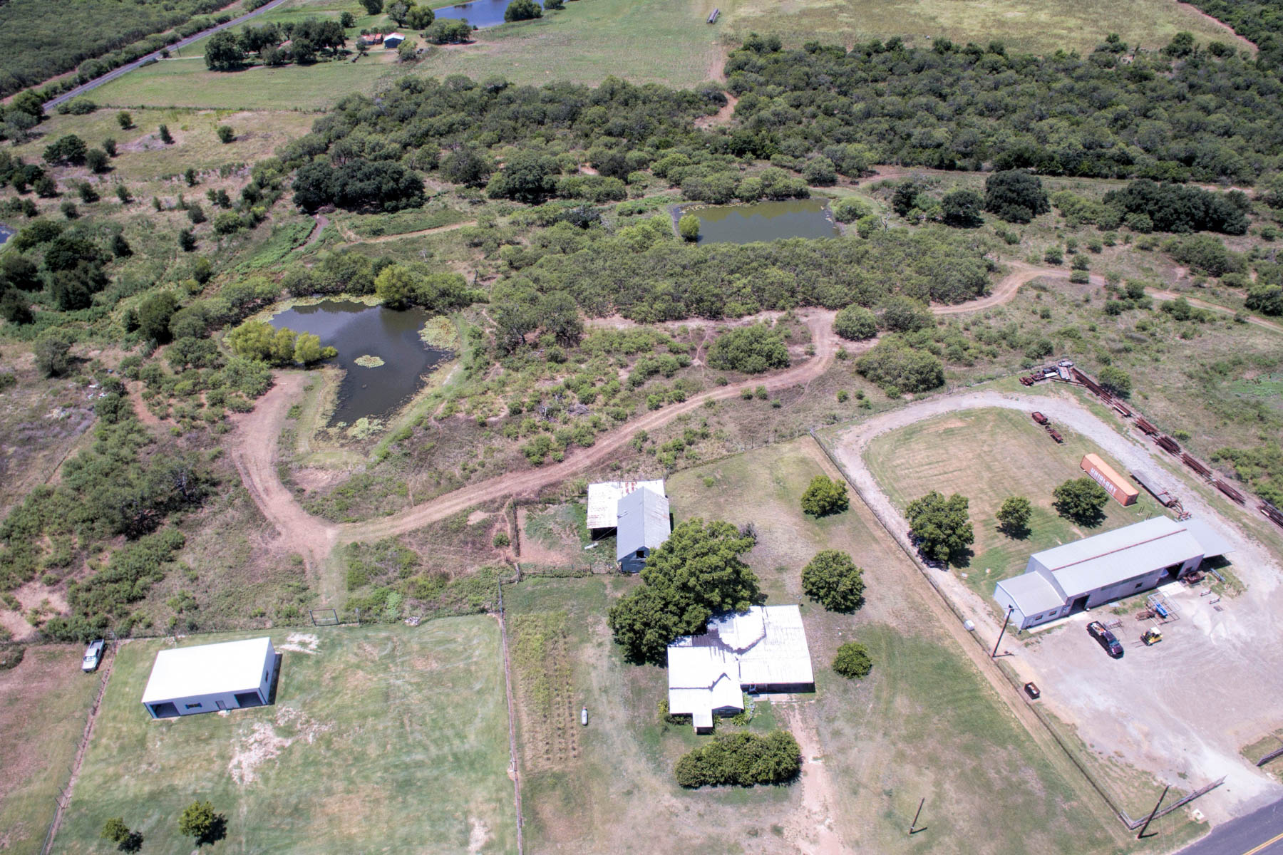 sales property at Spread Out on This 17.57+- Acre Lot