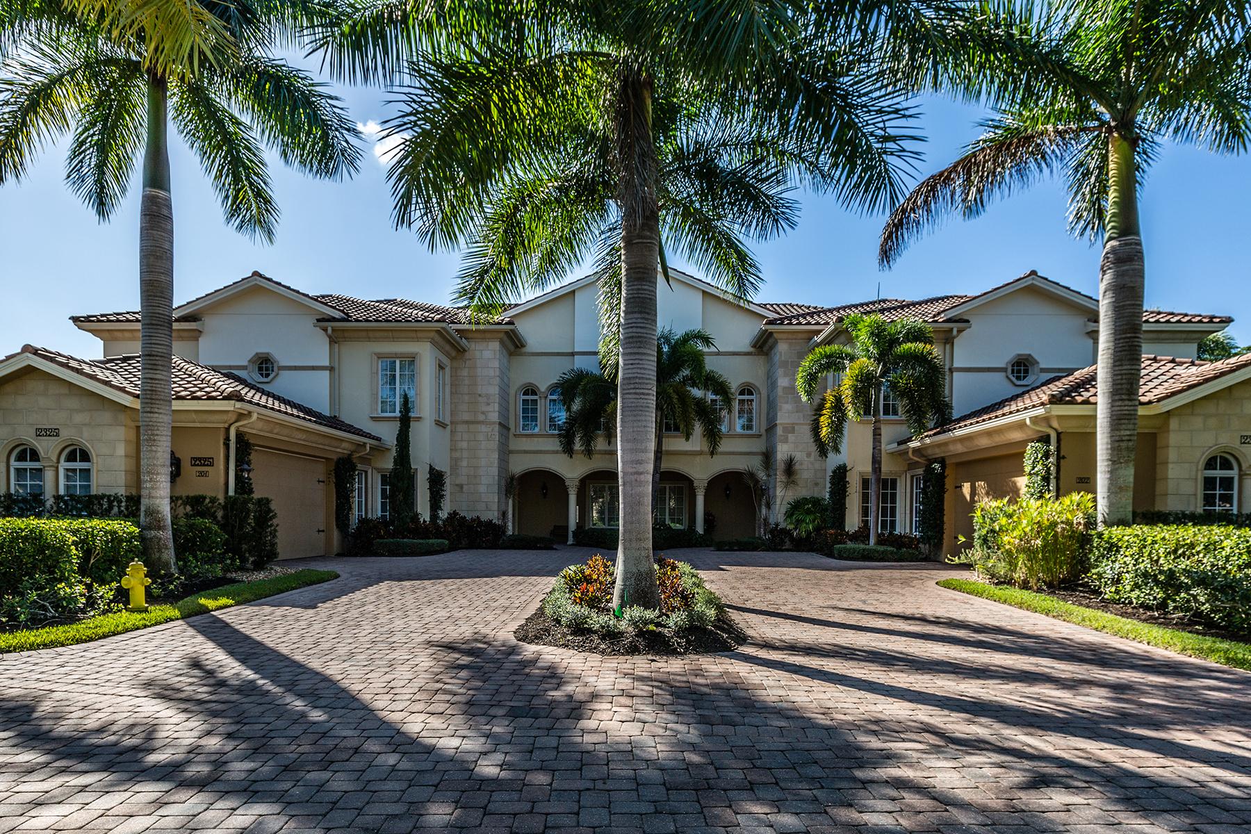 共管物業 為 出售 在 GREY OAKS 2325 Residence Cir 202 Naples, 佛羅里達州, 34105 美國