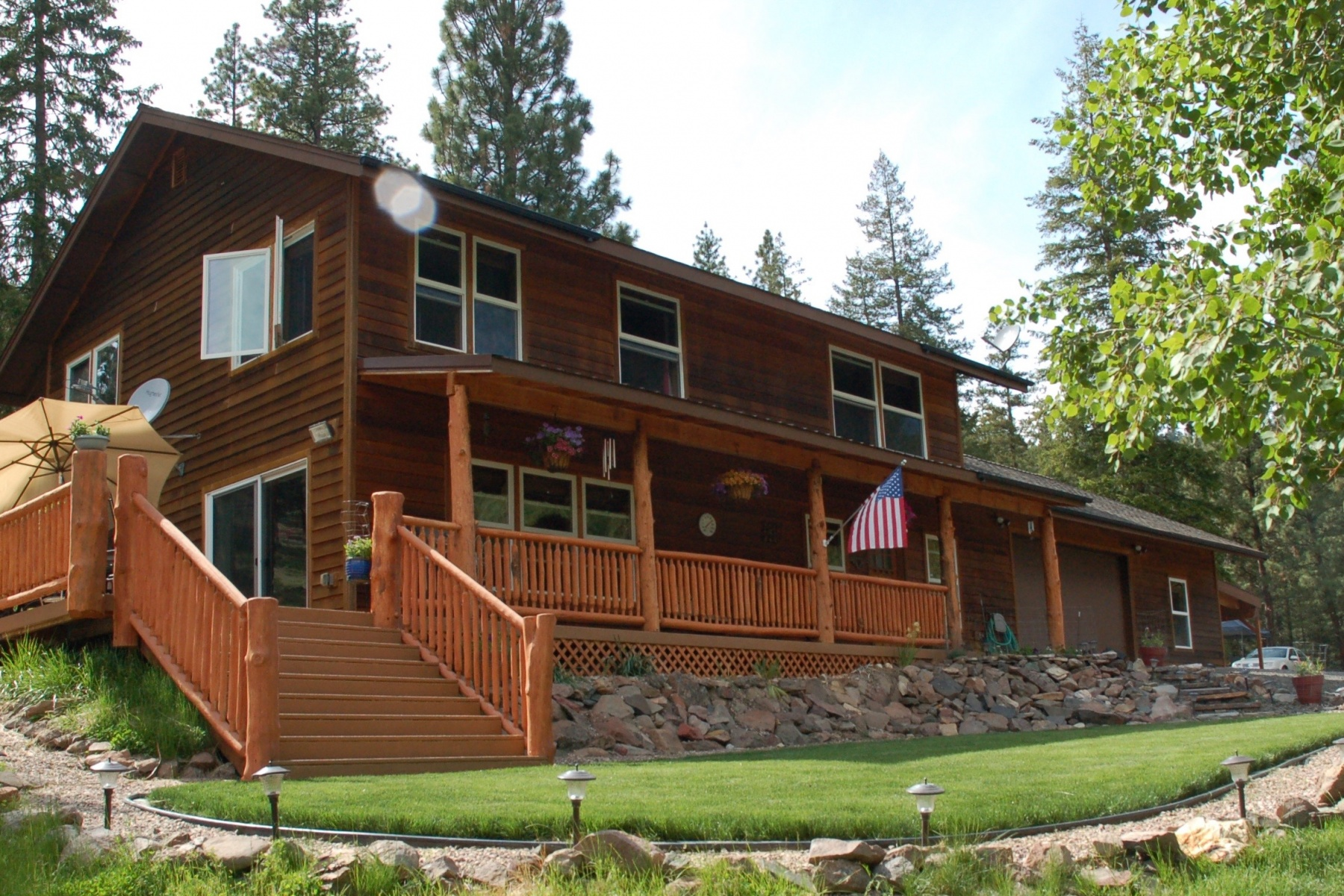 Single Family Home for Sale at 16166 NE Sealy Springs 16166 NE Sealy Springs Rd Prineville, Oregon 97754 United States