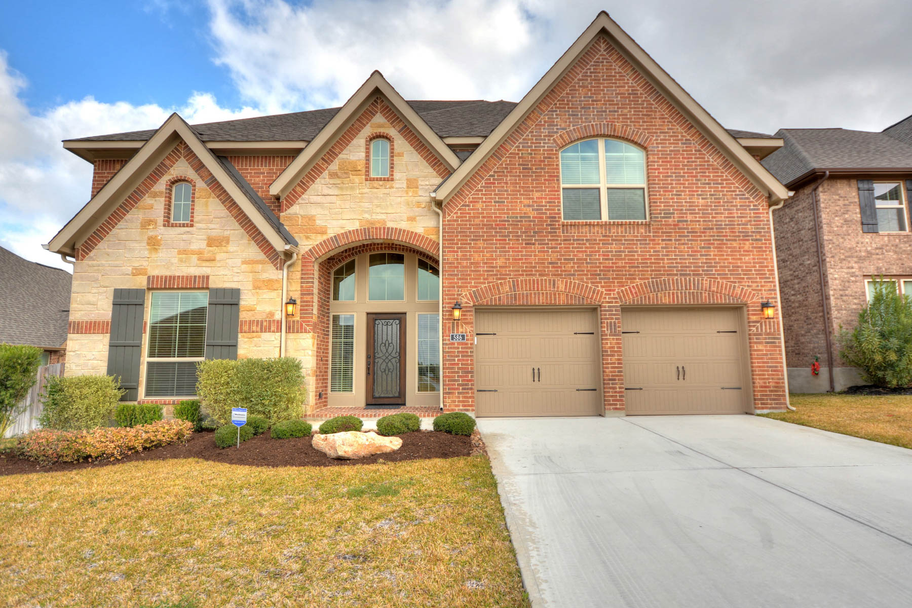 sales property at Beautiful 2014 Perry Home in New Braunfels