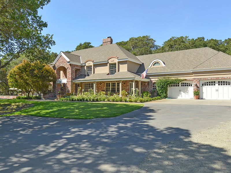 Single Family Home for Sale at 5250 Country Ln, Napa, CA 94558 5250 Country Ln Napa, California 94558 United States