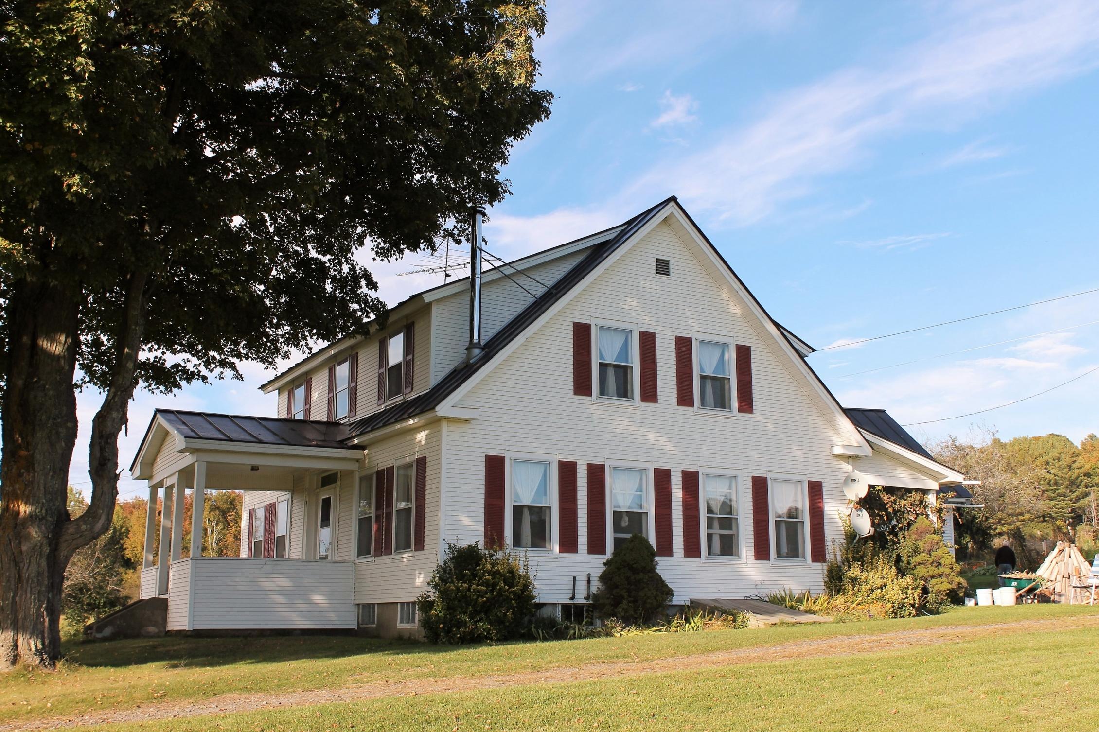 独户住宅 为 销售 在 1581 Fish Hill Road, Randolph 1581 Fish Hill Rd Randolph, 佛蒙特州 05060 美国