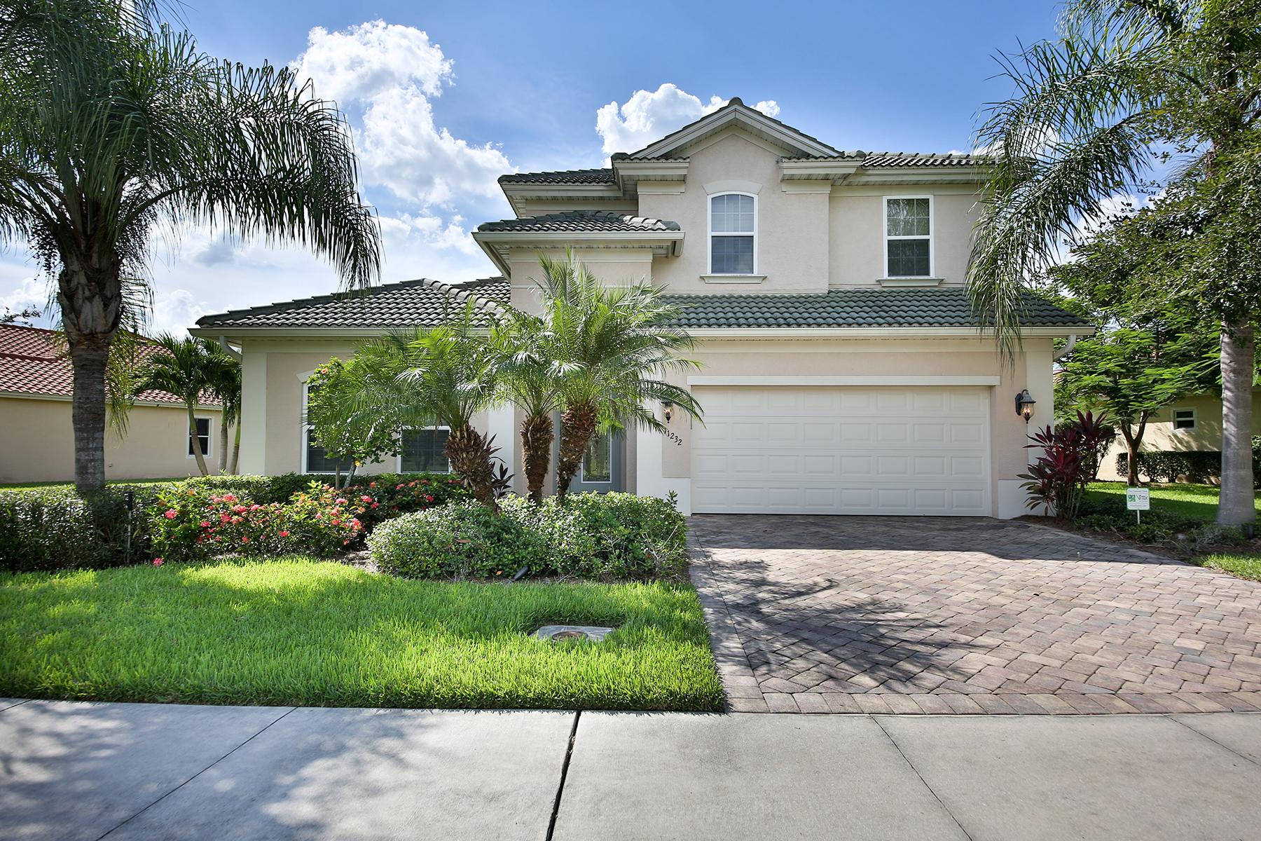 Tek Ailelik Ev için Satış at BRIDGETOWN AT THE PLANTATION 11232 Lithgow Ln Fort Myers, Florida, 33913 Amerika Birleşik Devletleri